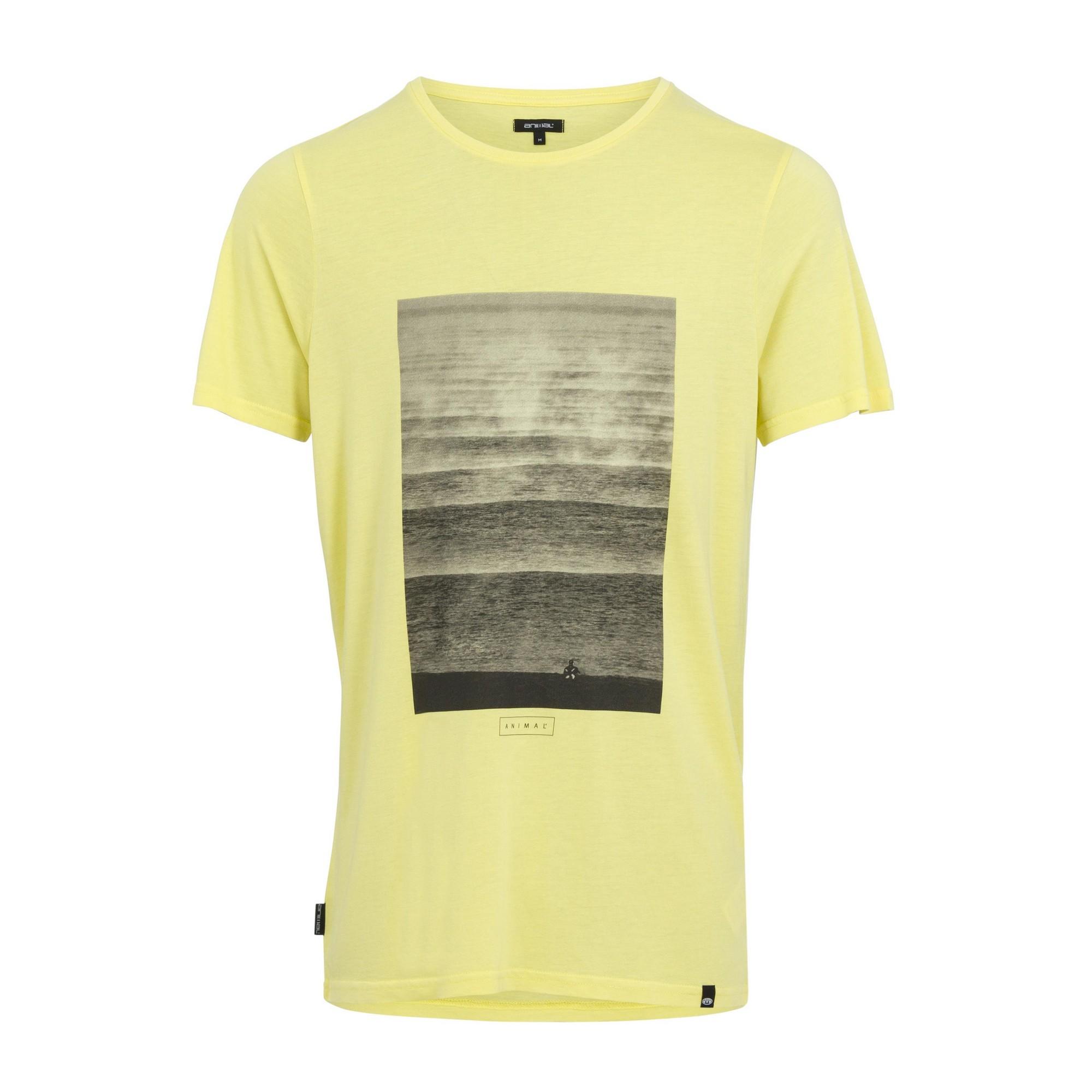 Animal-Camiseta-de-Manga-Corta-Diseno-Sets-para-Hombre