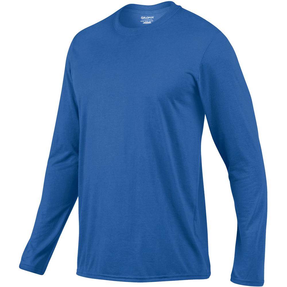 Mens Long Sleeve Crew Neck Shirts