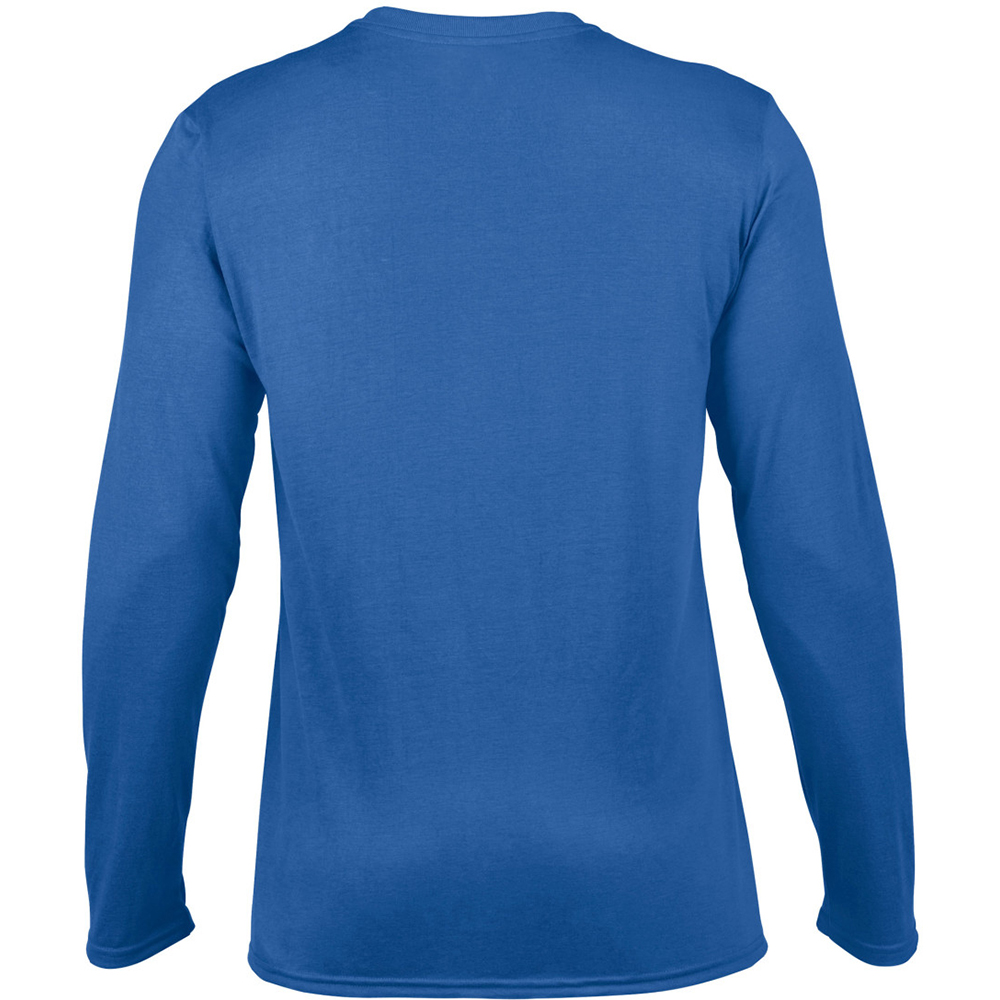 Gildan adult unisex plain sports performance long sleeve for Gildan camouflage t shirts