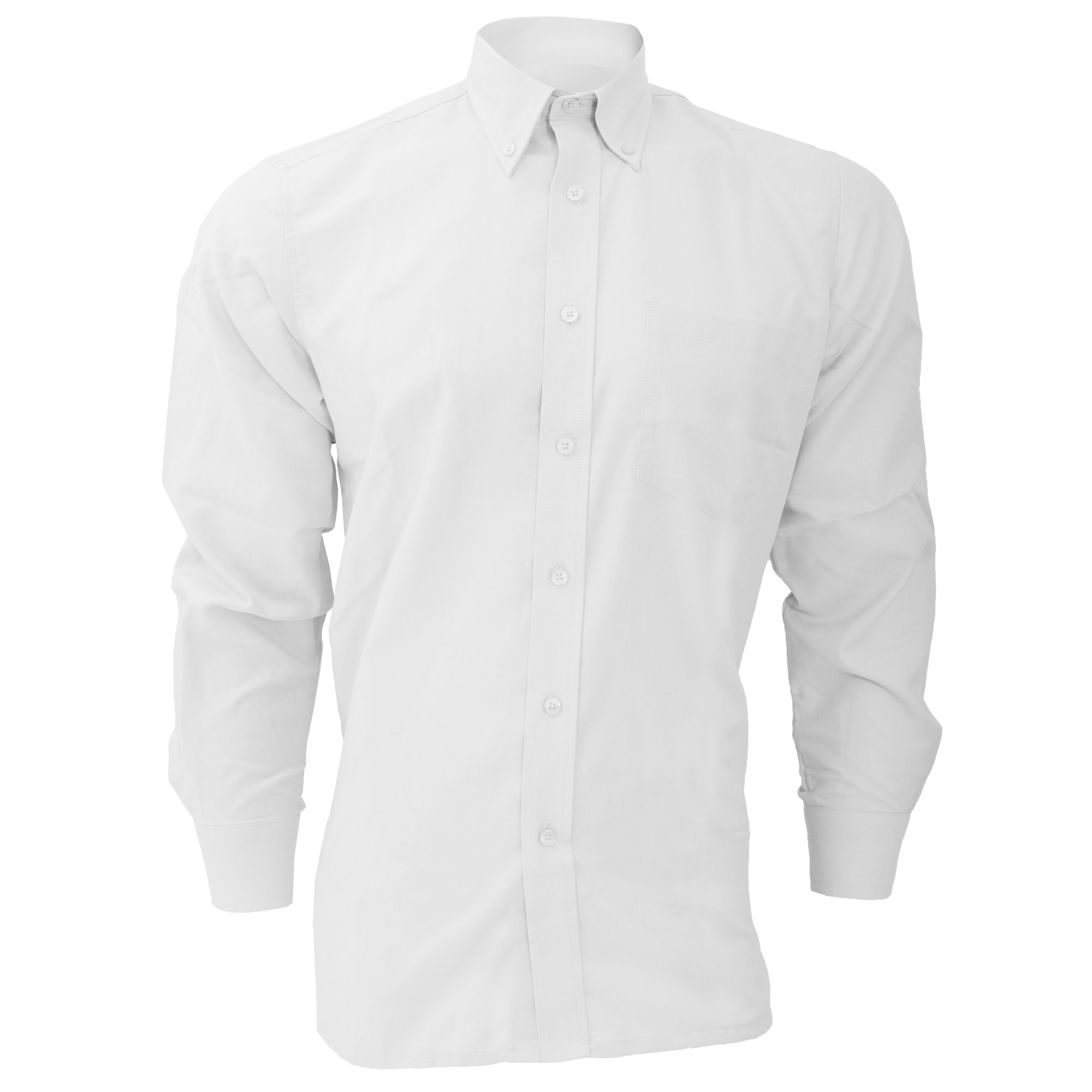 Dickies Long Sleeve Cotton Polyester Formal Button Up