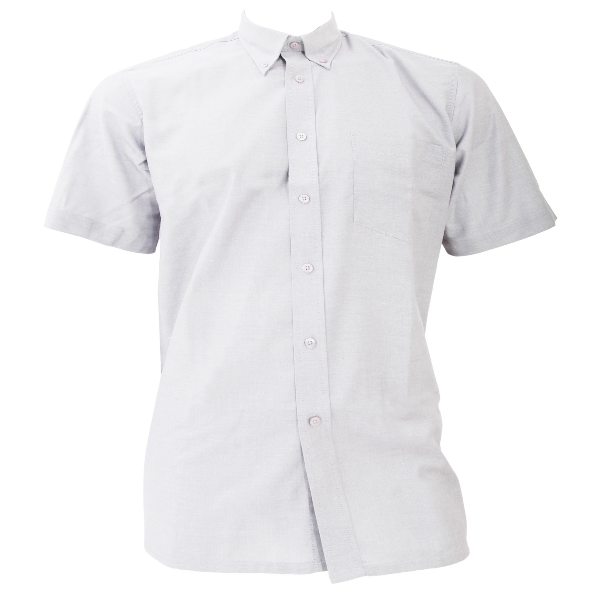 Dickies mens short sleeve cotton polyester oxford shirt 11 for Mens short sleeve oxford shirt