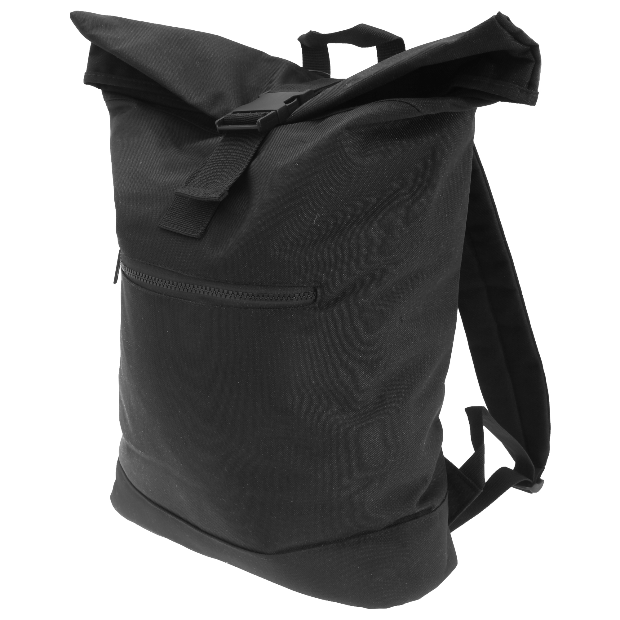 bagbase mens womens ladies roll top backpack rucksack. Black Bedroom Furniture Sets. Home Design Ideas