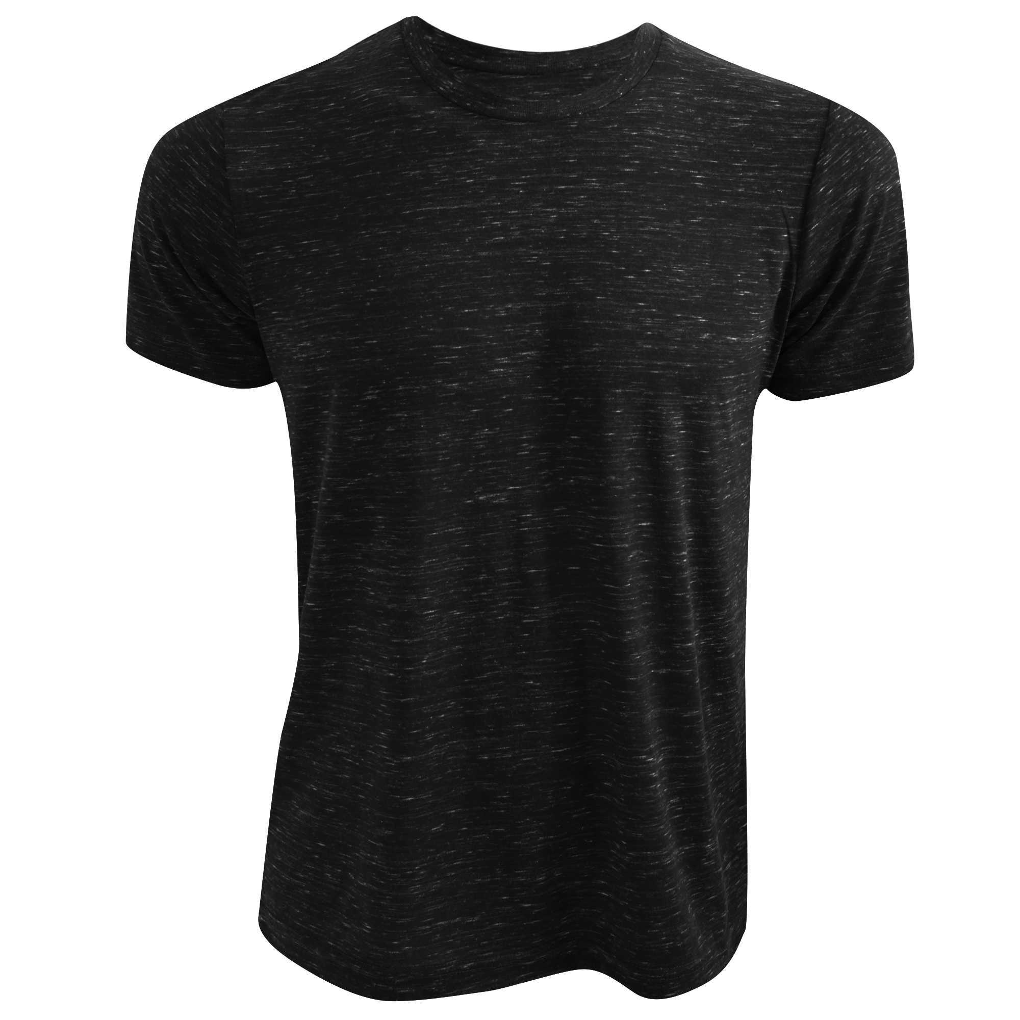 Canvas-Camiseta-de-manga-corta-Unisex-Hombre-Mujer-Mezcla-algodon-polieste