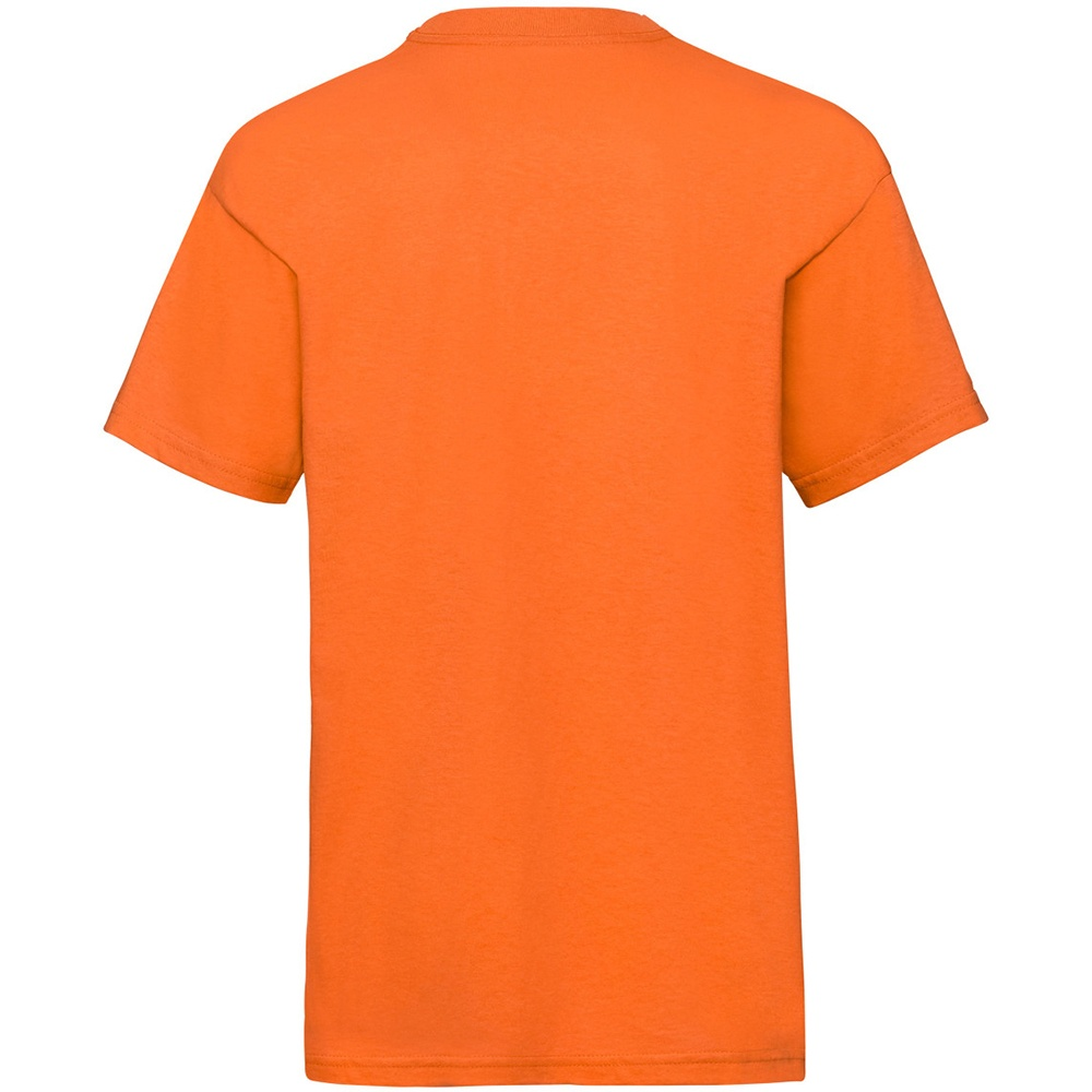 Fruit of the loom childrens kids valueweight short sleeve for Fruits of the loom t shirts