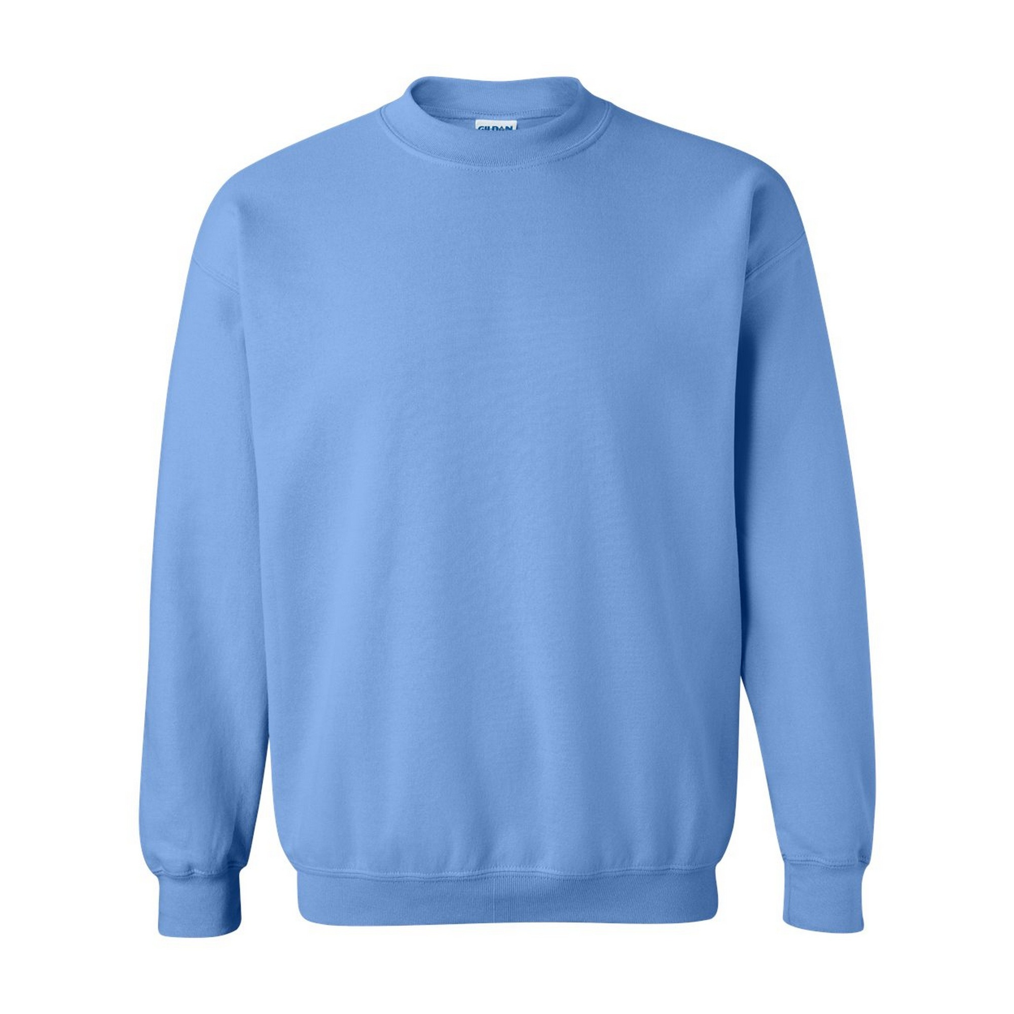 Gildan Heavy Blend Unisex Adult Mens /Womens Crewneck Plain ...