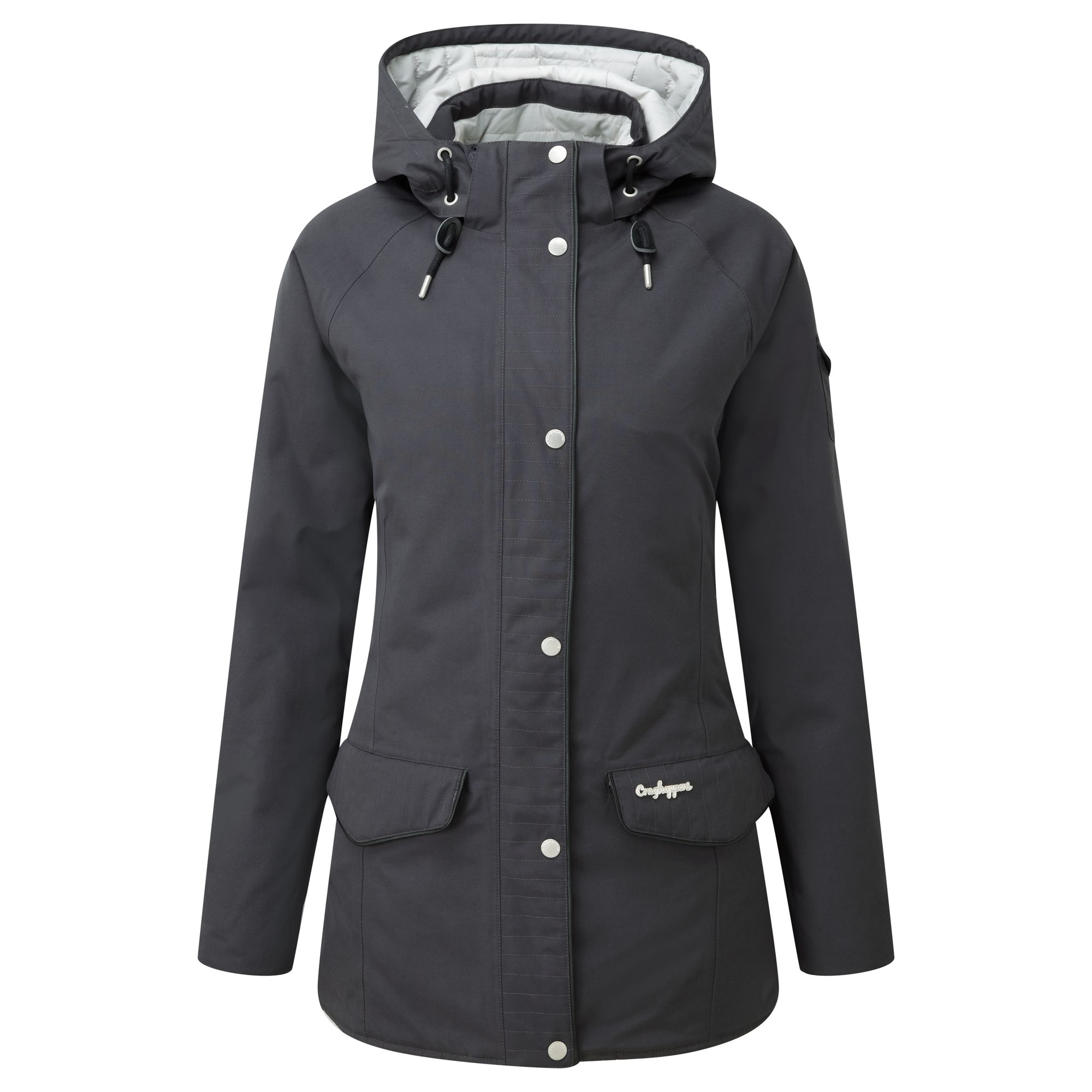 Our women's waterproof jackets come in a wide range of styles, each with varying degrees of technical specifications, including breathability and windproofing. Suitable for a whole host of outdoor activities, whether you're hiking up a mountain or simply popping to the shops we have jacket for the job.