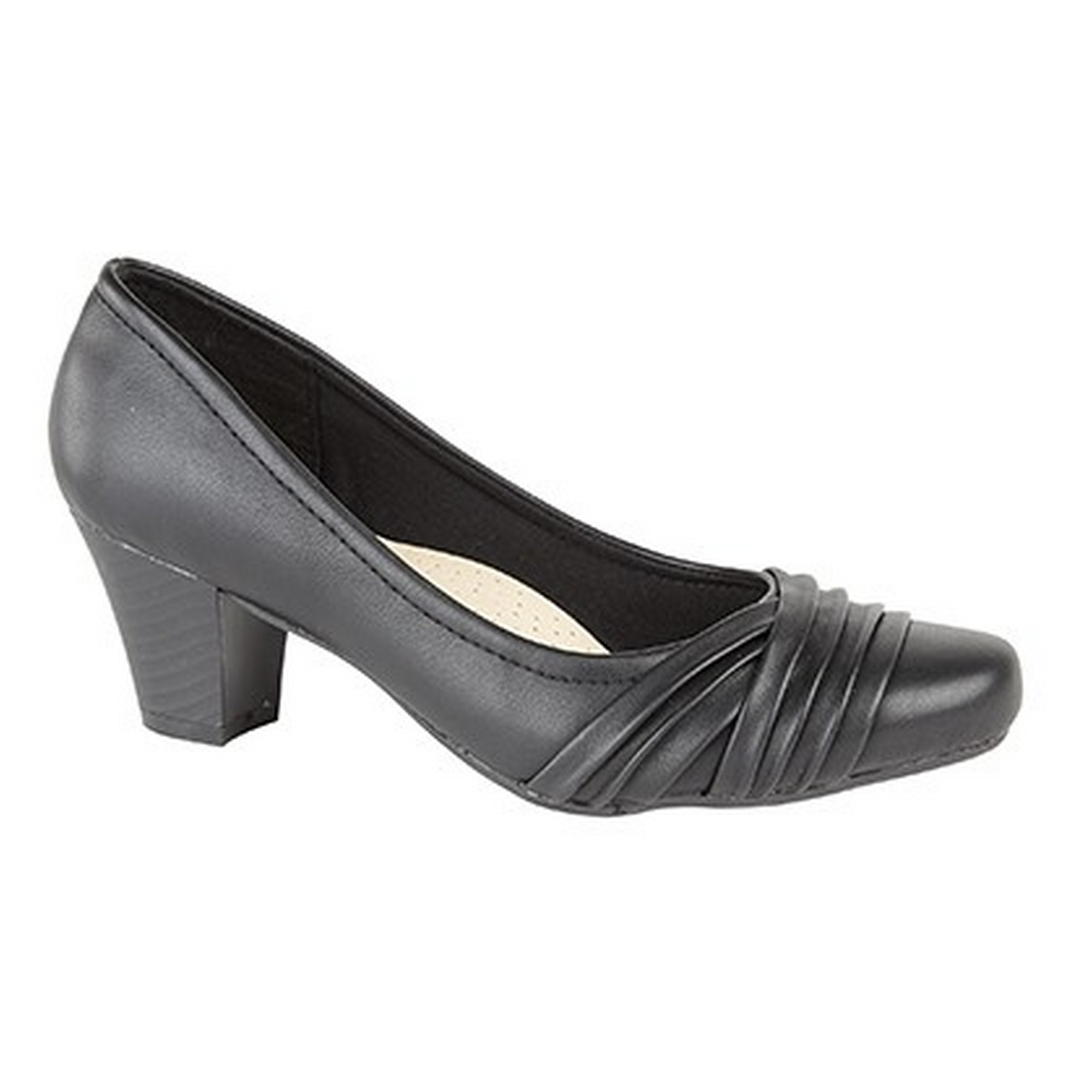 Ladies Wide Fit Shoes Size