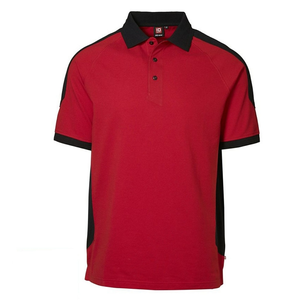 how to correctly wear polo