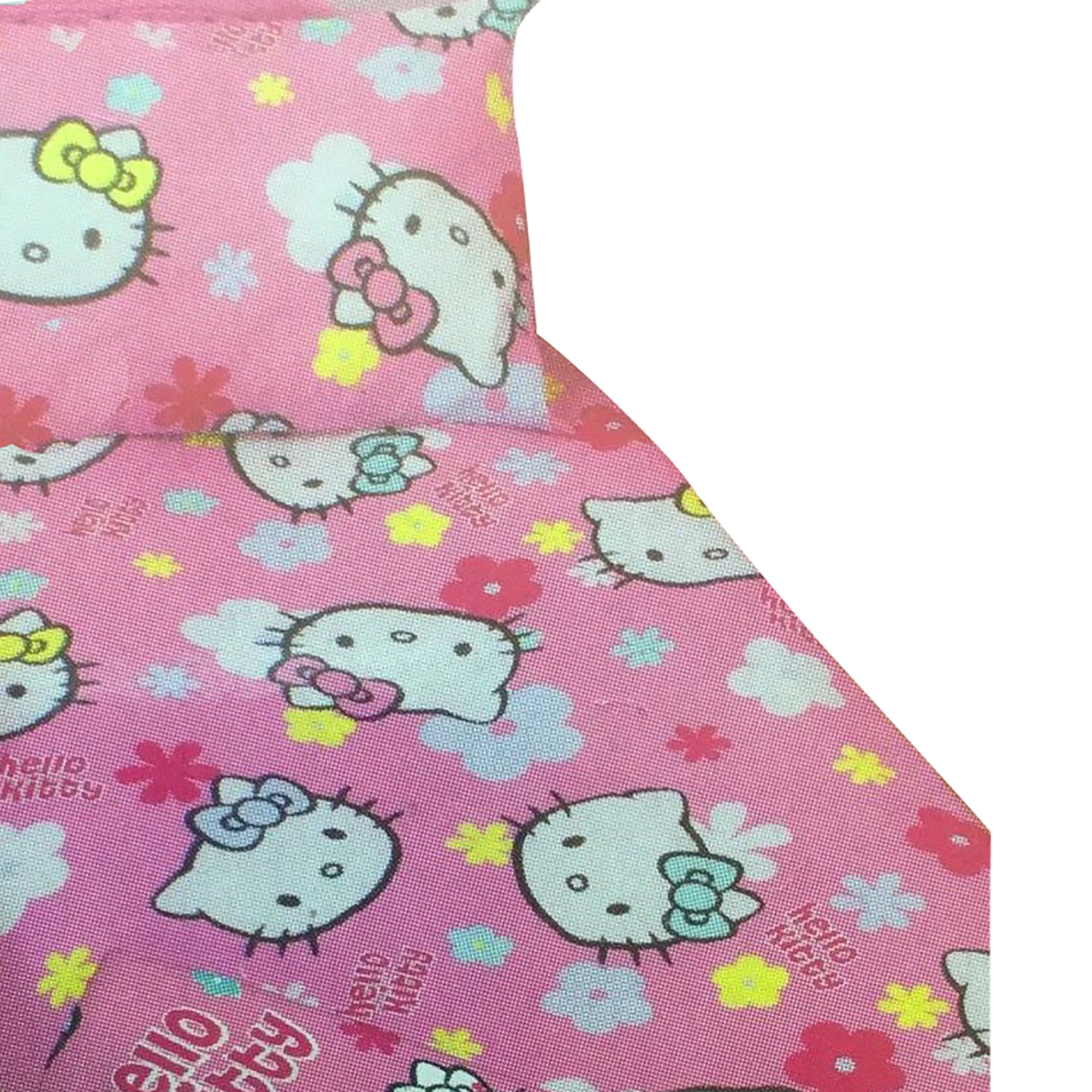 Hello Kitty Childrens Kids Girls Ditsy Junior Bed Duvet