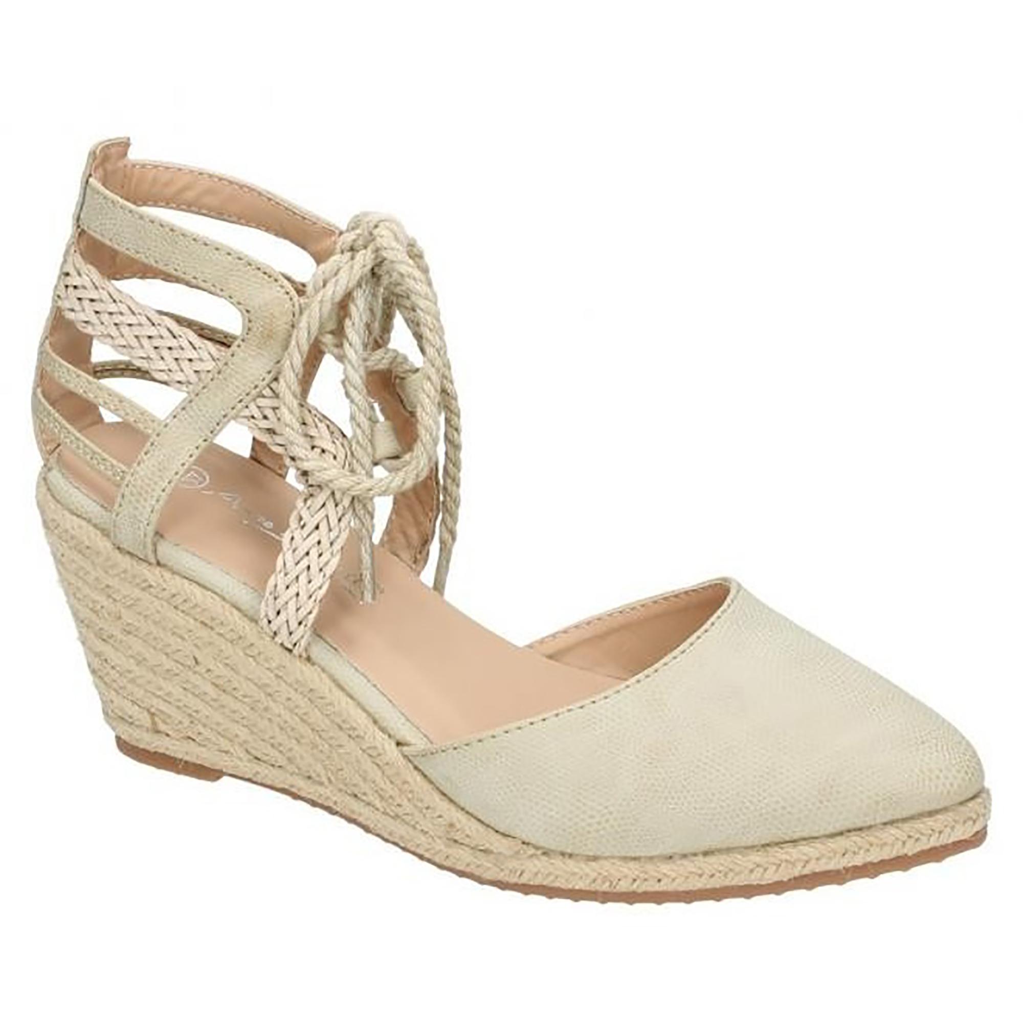Creative Women39s BraidedRope Sandals  Fashion Amp Beauty  Pinterest