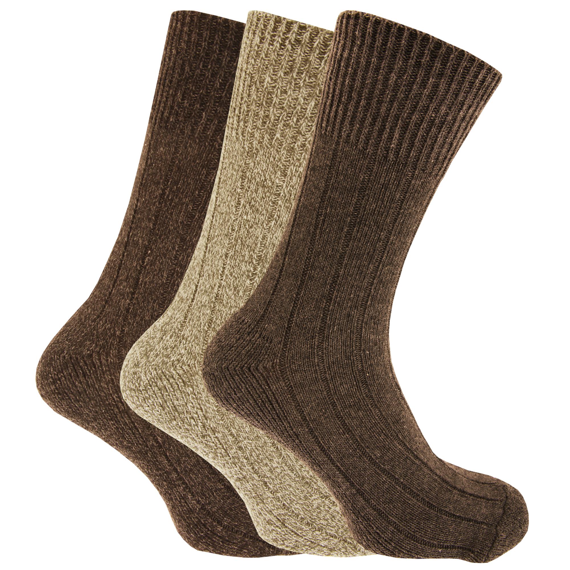 No Elastic Cotton Crew Socks - sears.com