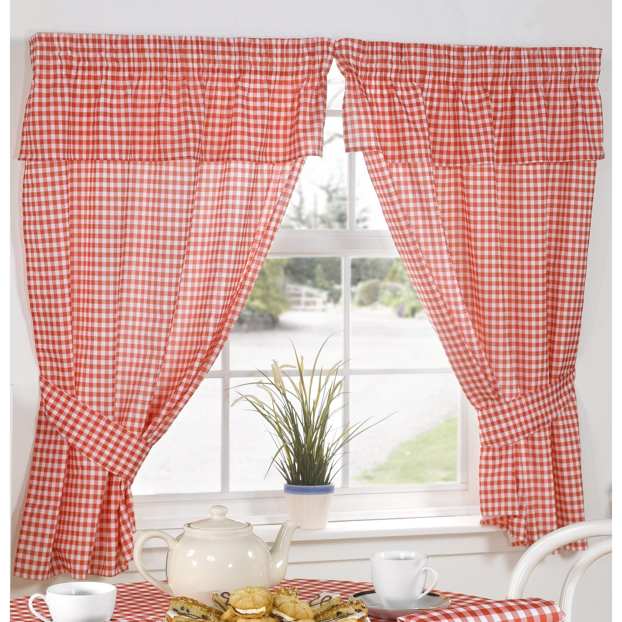 Сшить шторы для кухни в стиле прованс фото