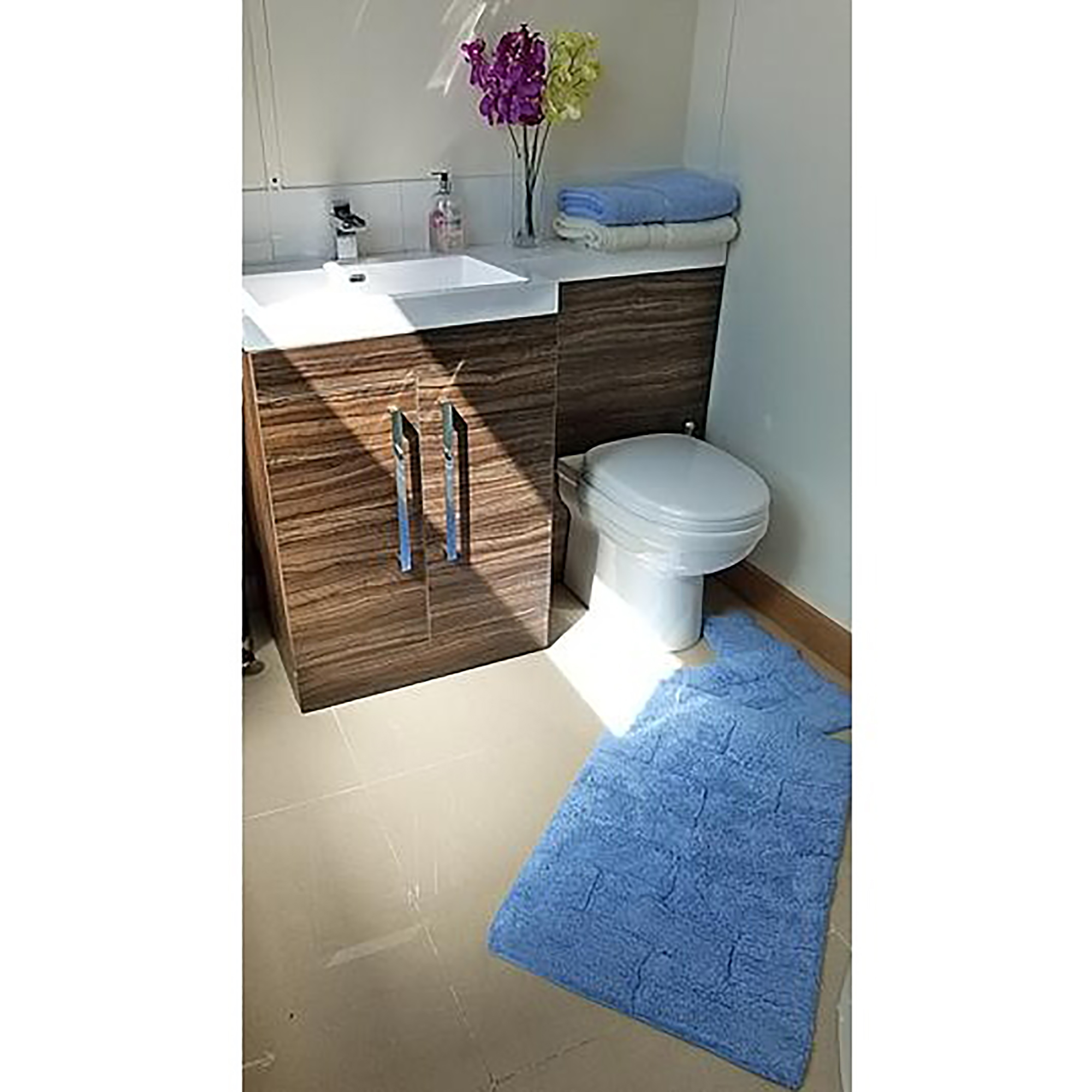 Tappeti bagno su misura latest shopinland tappeti bagno bianco collezione liberty shoppinland - Tappeti bagno su misura ...