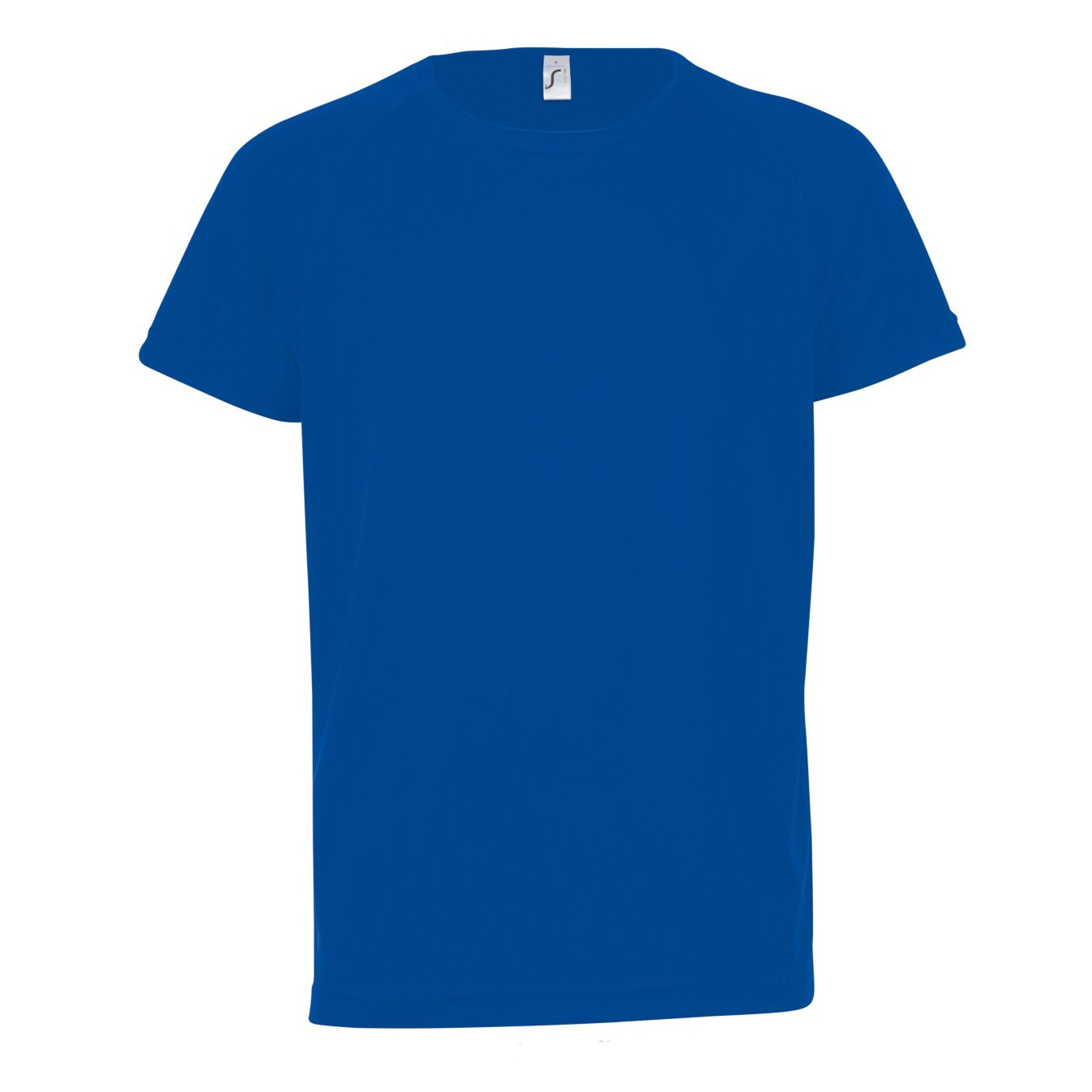 Sols Childrens Kids Boys Girls Sporty Plain Short Sleeve T