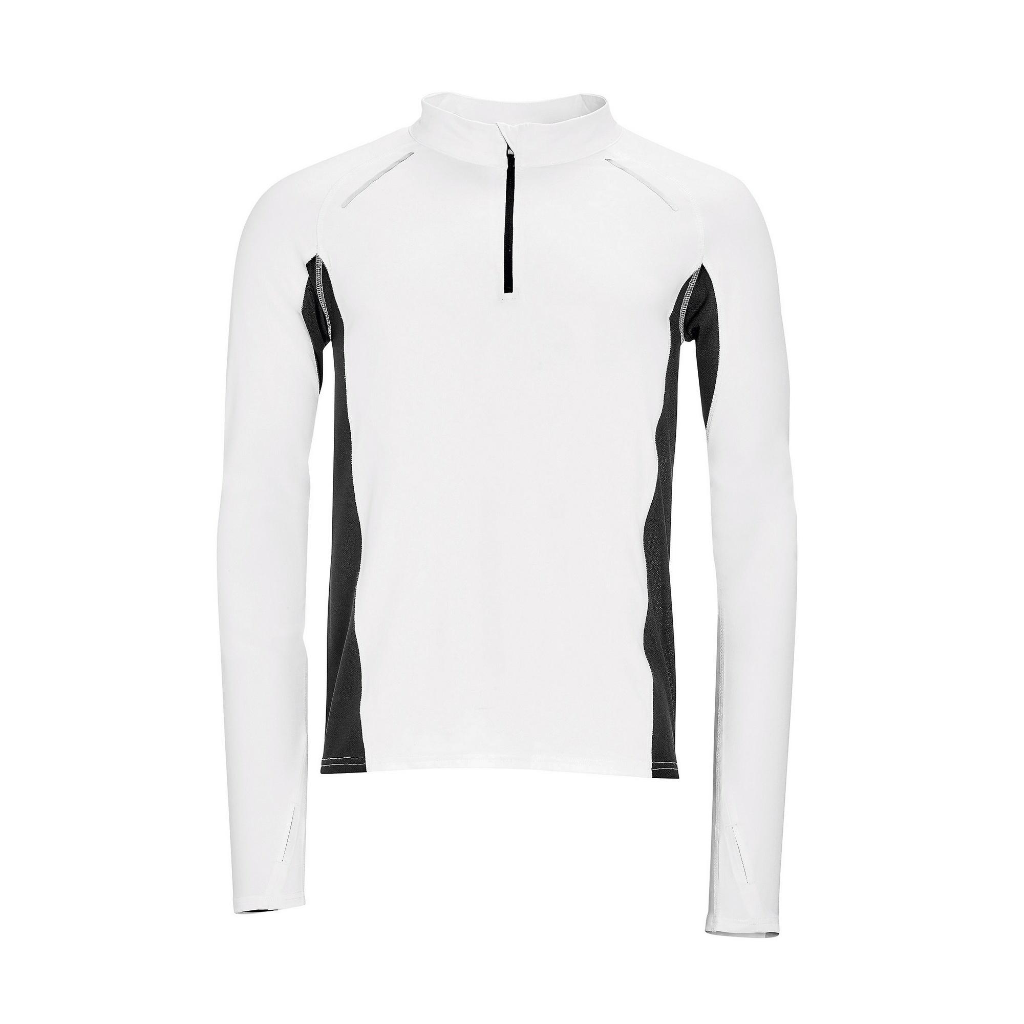 SOLS-Camiseta-de-manga-larga-modelo-Berling-para-hombre