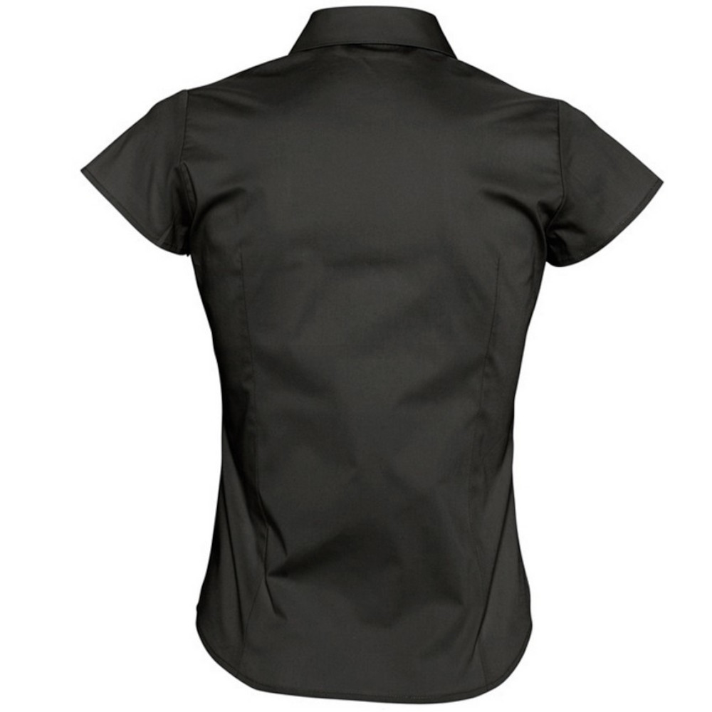 Sols Womens Ladies Excess Short Sleeve Fitted Office