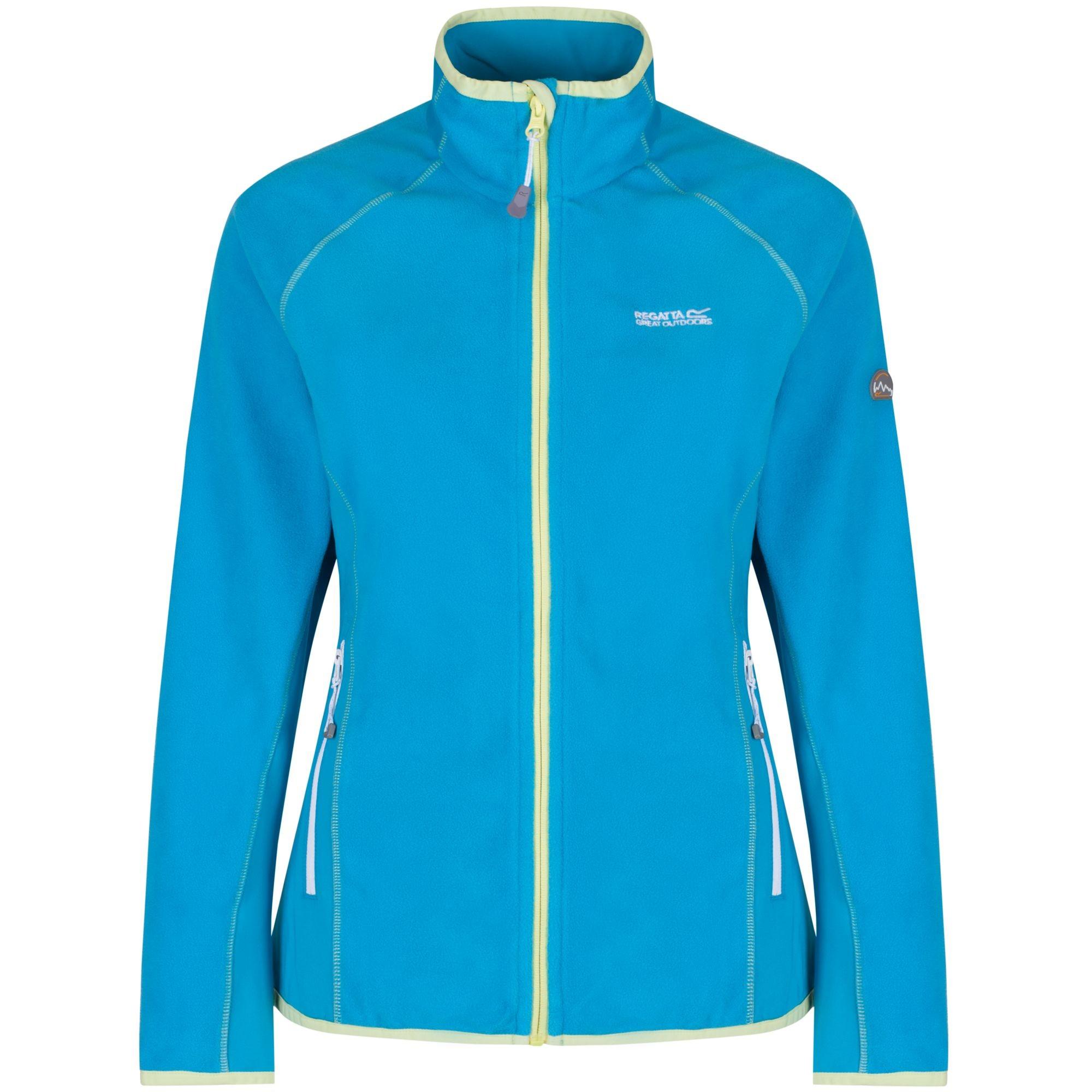 Regatta Great Outdoors Womens/Ladies Jomor Zip Up Fleece Jacket | eBay