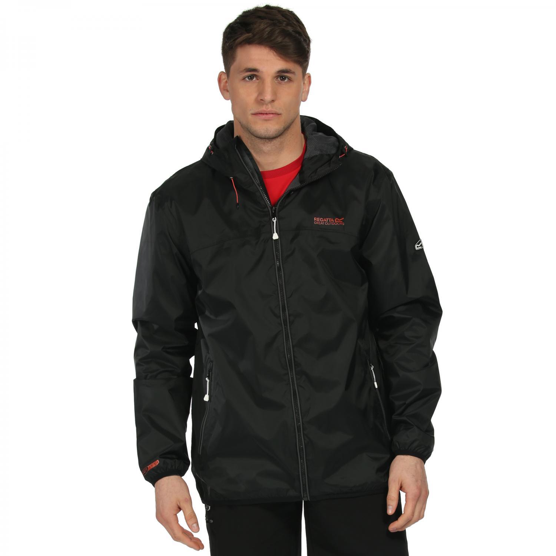 Mens regatta jacket - Regatta Great Outdoors Mens Dangelo Lightweight Waterproof Jacket