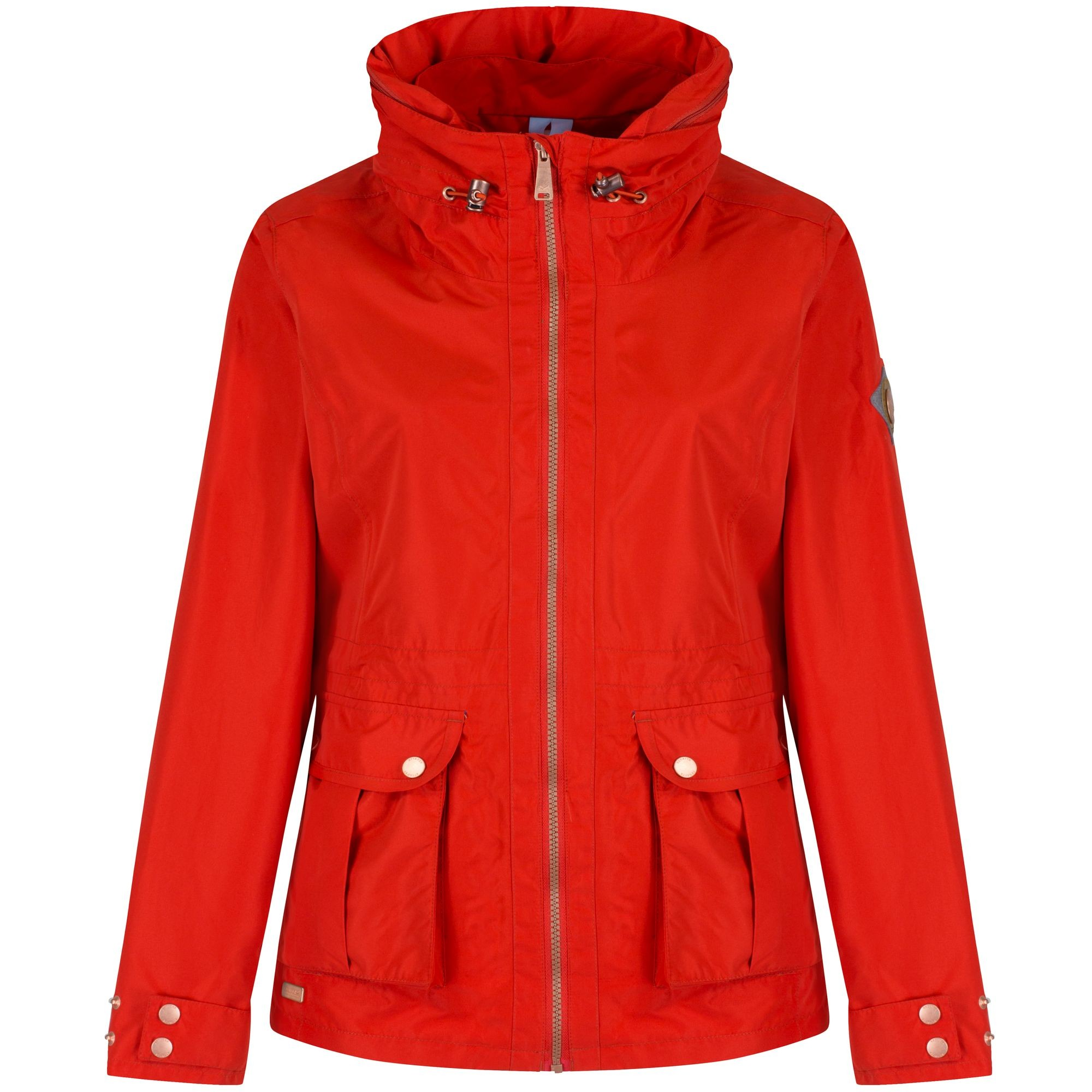 Regatta Great Outdoors Womens/Ladies Nardia Waterproof Rain Jacket
