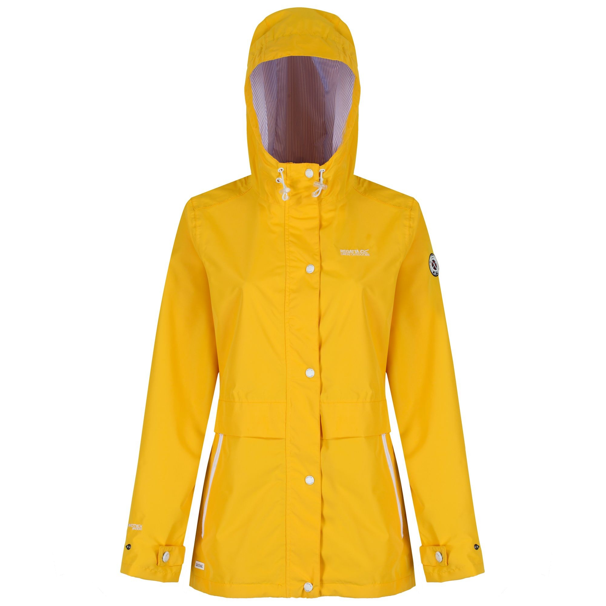 Regatta Great Outdoors Womens Ladies Bayleigh Waterproof