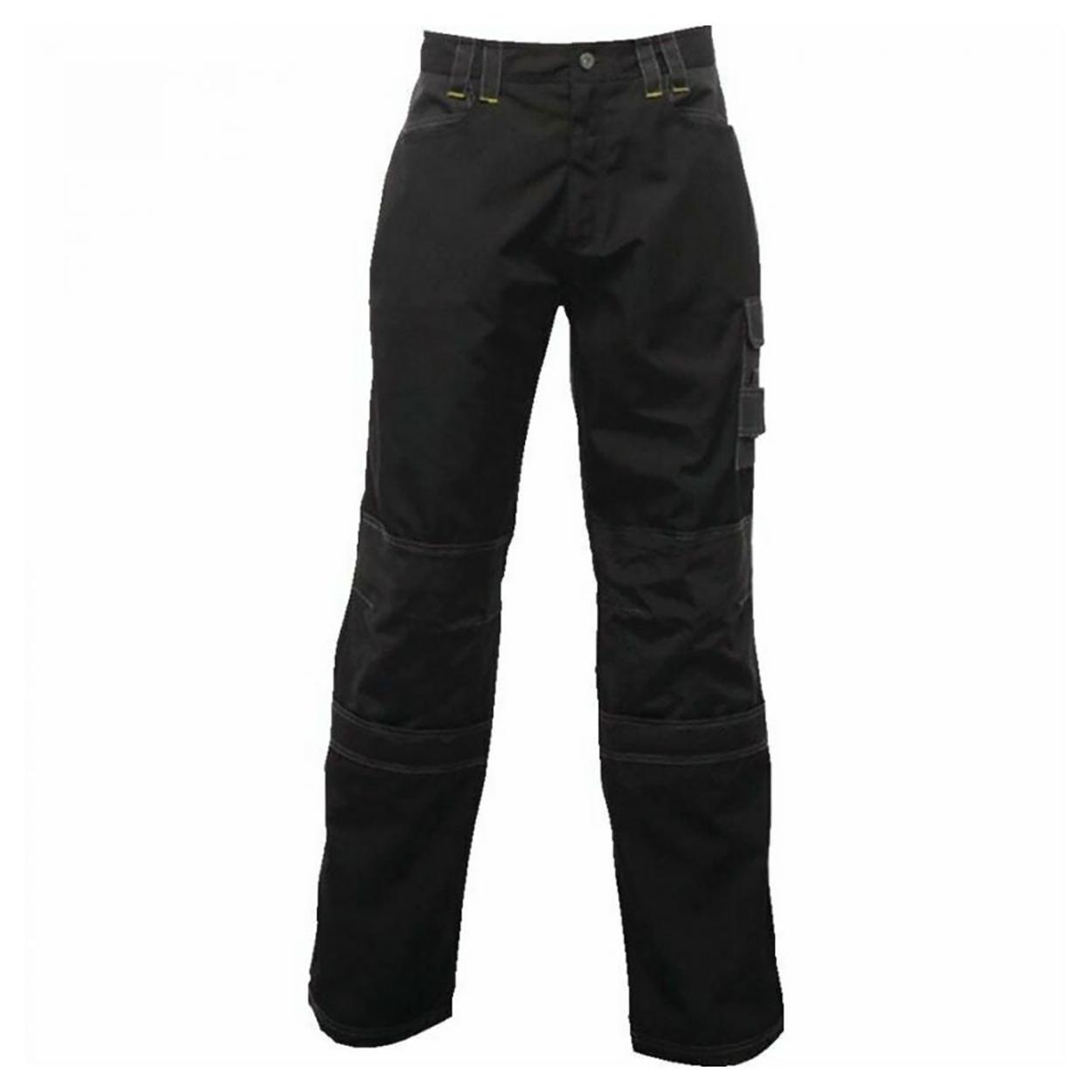Regatta-Mens-Holster-Workwear-Trousers-Short-Regular-And-Long-UTRW3202