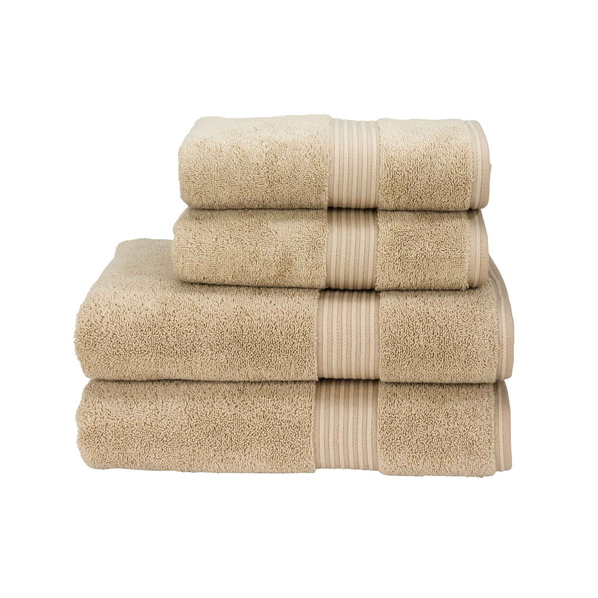 Christy towels supreme hygro bathroom guest towel 40cm x for Bathroom hand towels