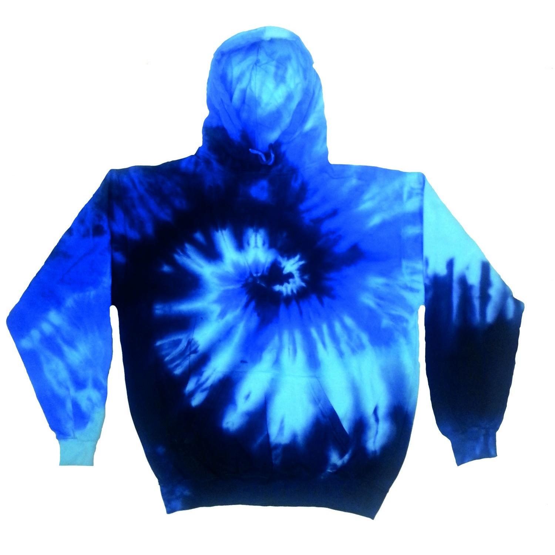 Tie dyed hoodies