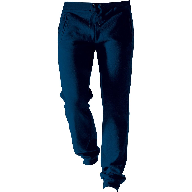 Kariban-Pantalones-basicos-de-chandal-Modelo-Casual-hombre-caballero