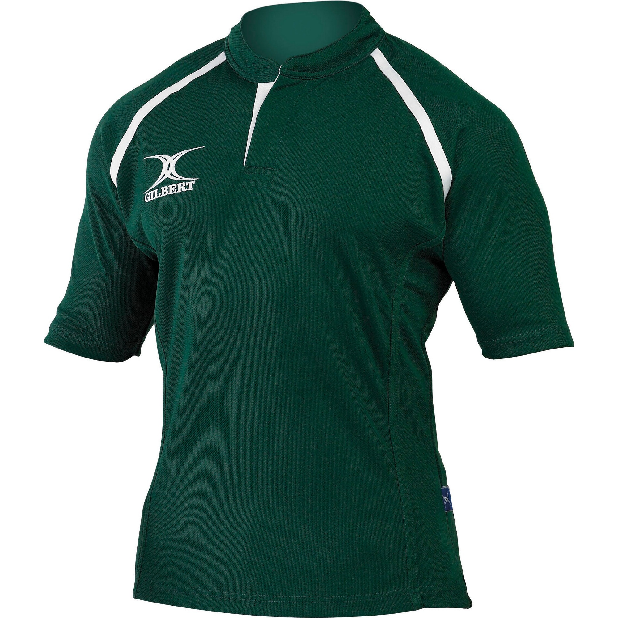 gilbert rugby herren xact match kurzarm rugby shirt ebay. Black Bedroom Furniture Sets. Home Design Ideas