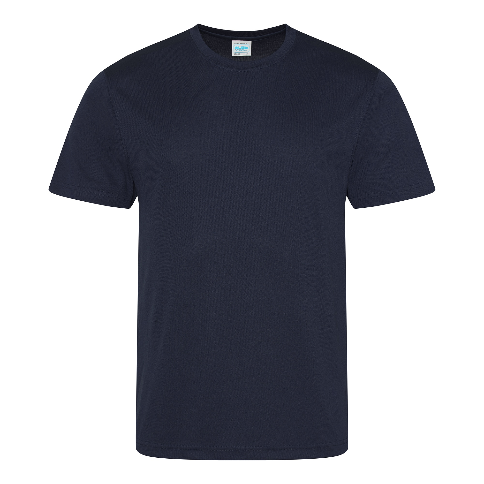 Just cool mens performance plain t shirt ebay for Great shirts for guys