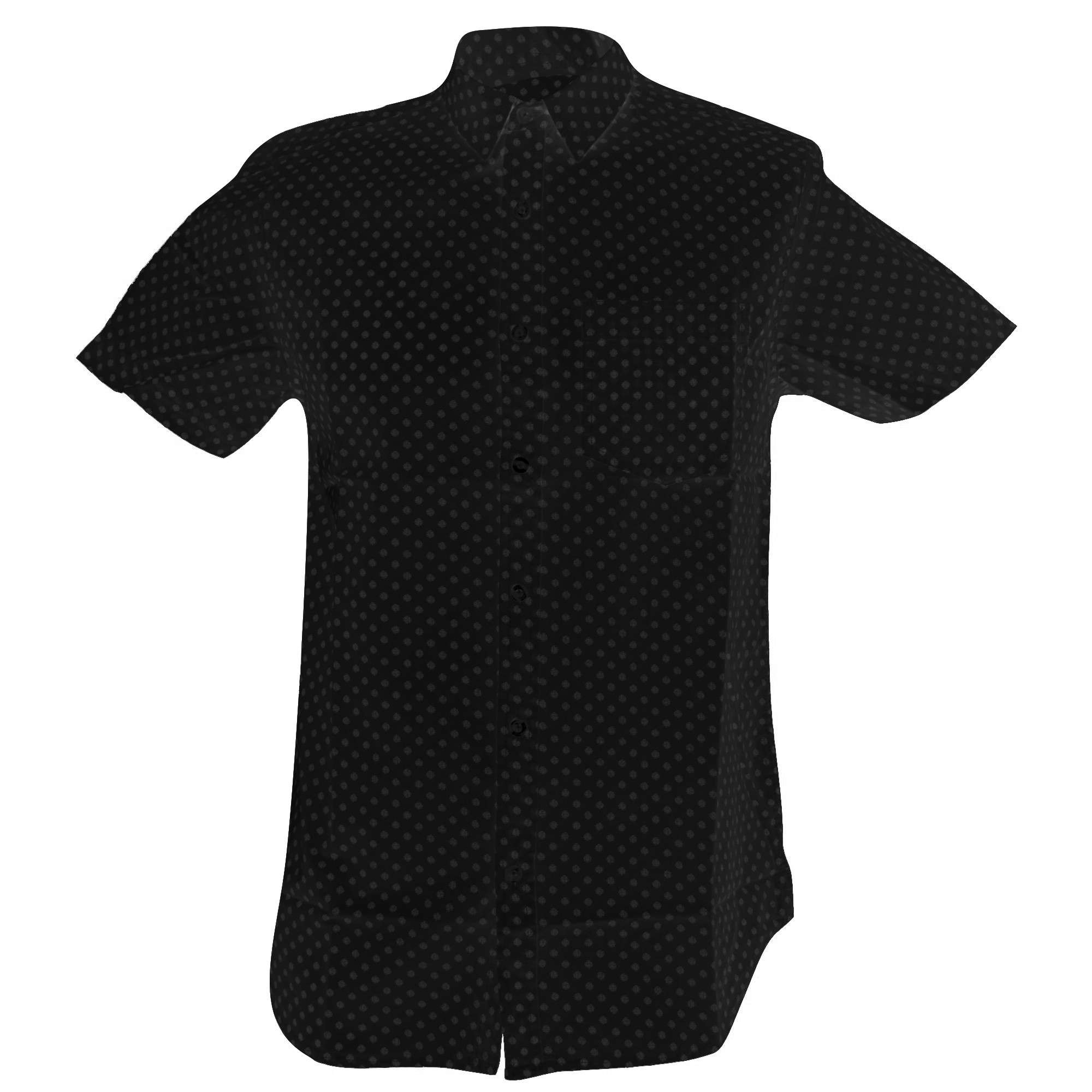 Brave soul mens casual fashion polka dot short sleeve for Mens polka dot shirt short sleeve