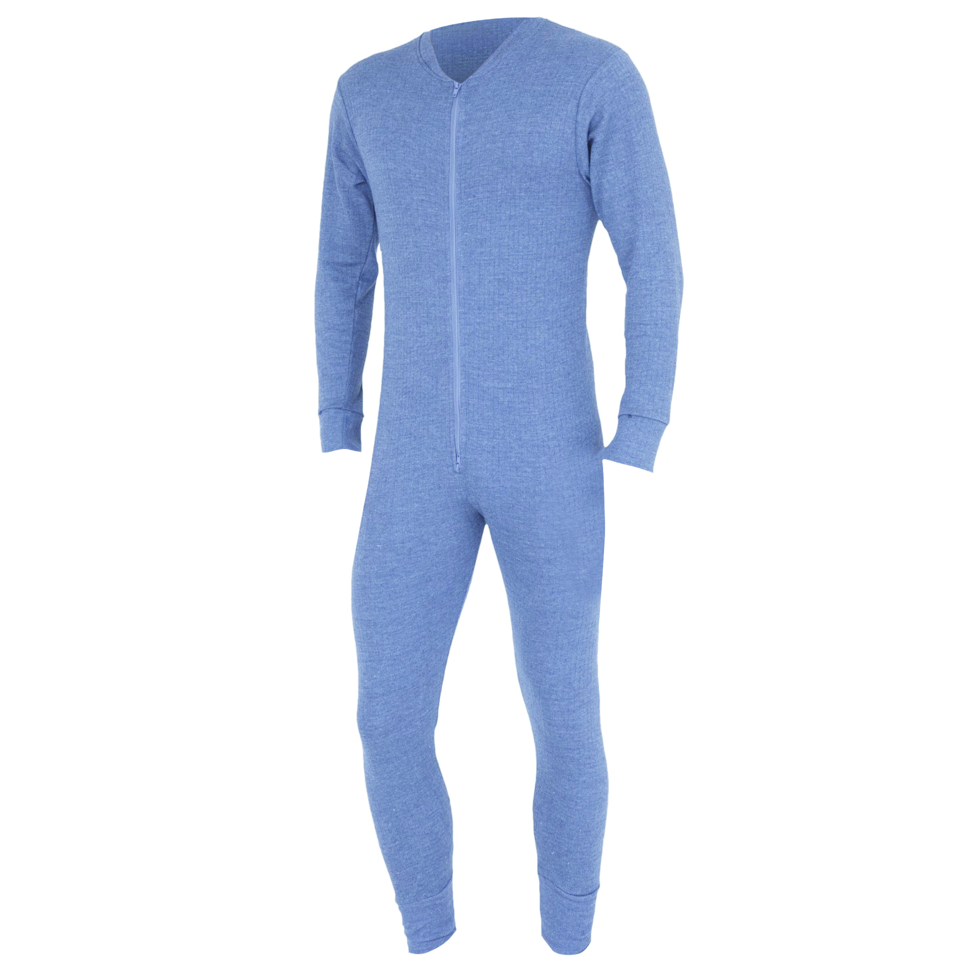 FLOSO Mens Thermal Underwear All In One Union Suit | eBay