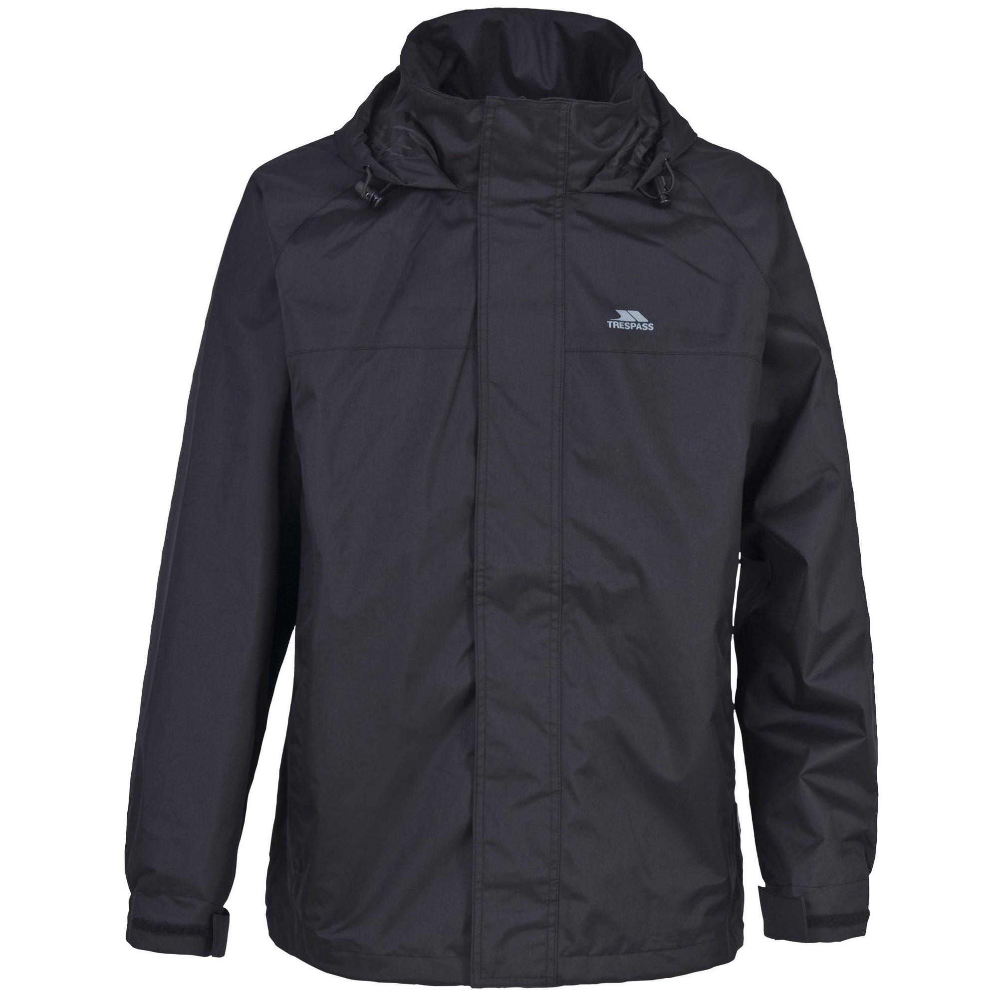 Trespass Childrens Boys Nabro Waterproof Hooded Winter Jacket/Coat | EBay