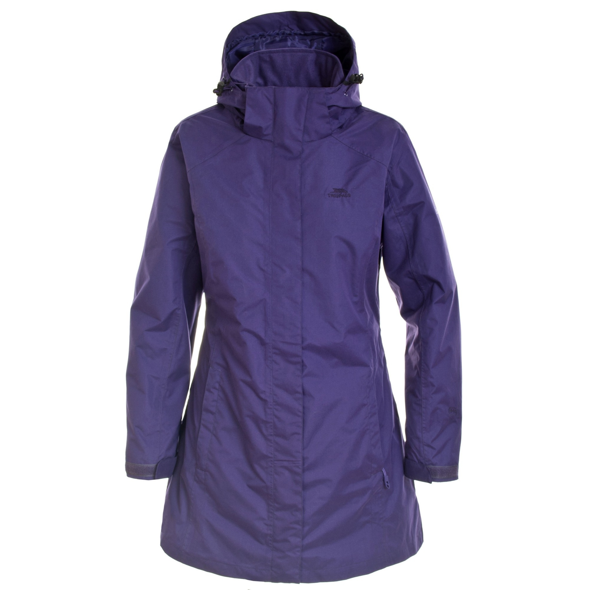 Trespass Womens/Ladies Alissa 3 In 1 Hooded Full Zip Winter ...