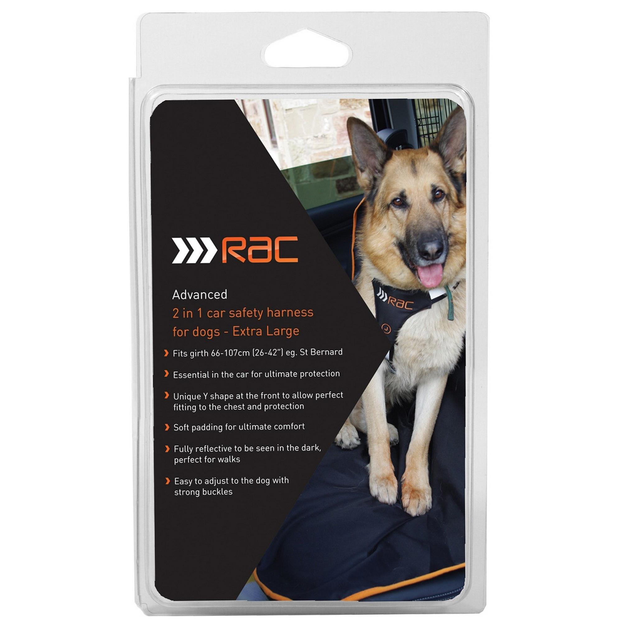 Rac Dog Harness Extra Large