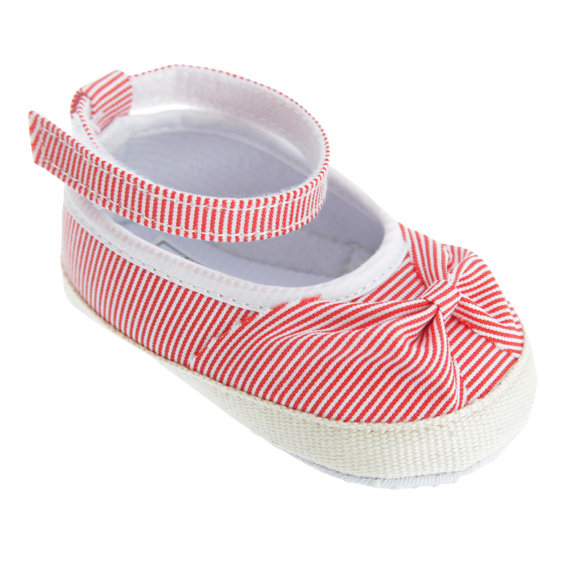 Nursery Time Bebé Chicos/chicas Zapatos Arco con cierre de contacto