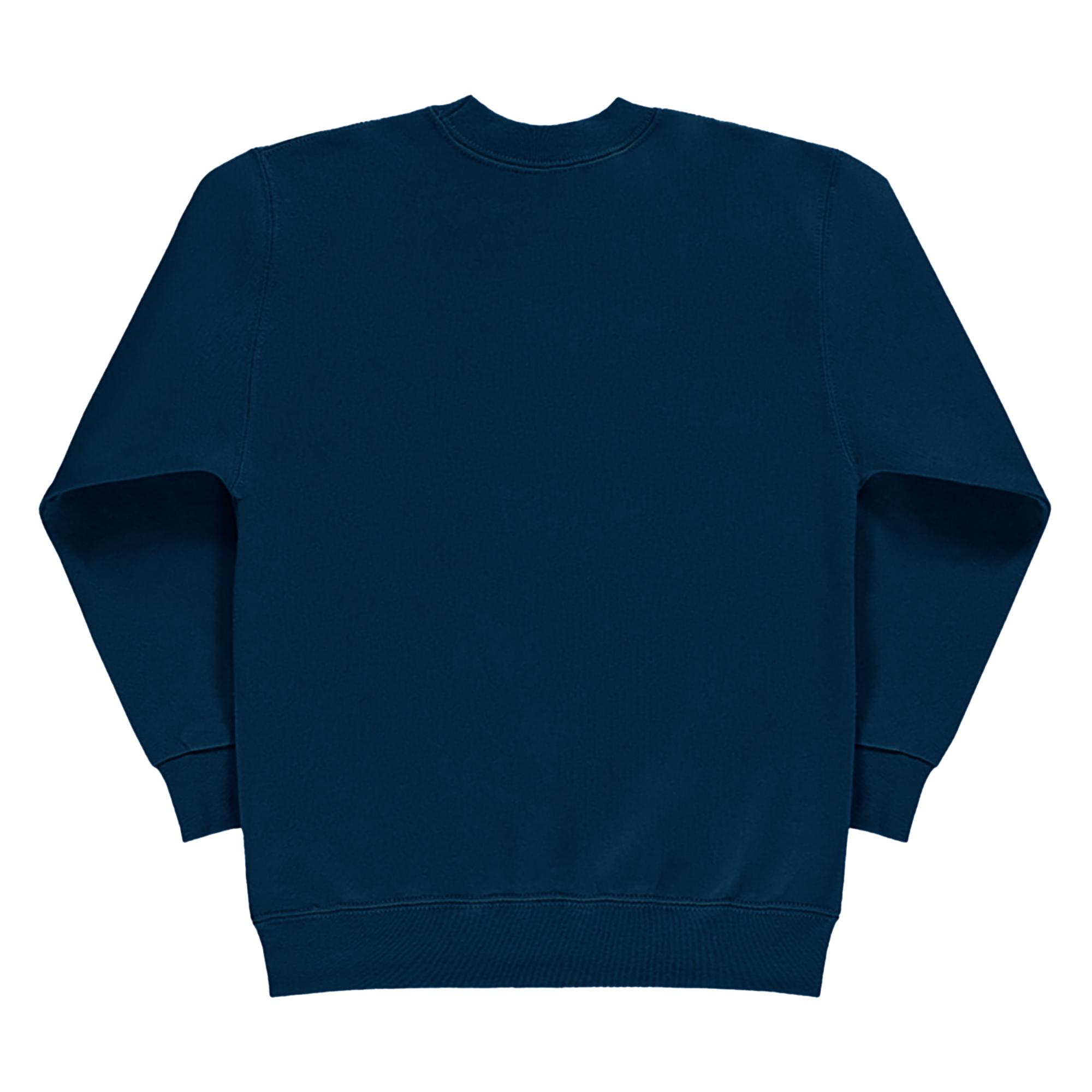 SG-Felpa-Girocollo-Maniche-Lunghe-Abbigliamento-Casual-Bambino