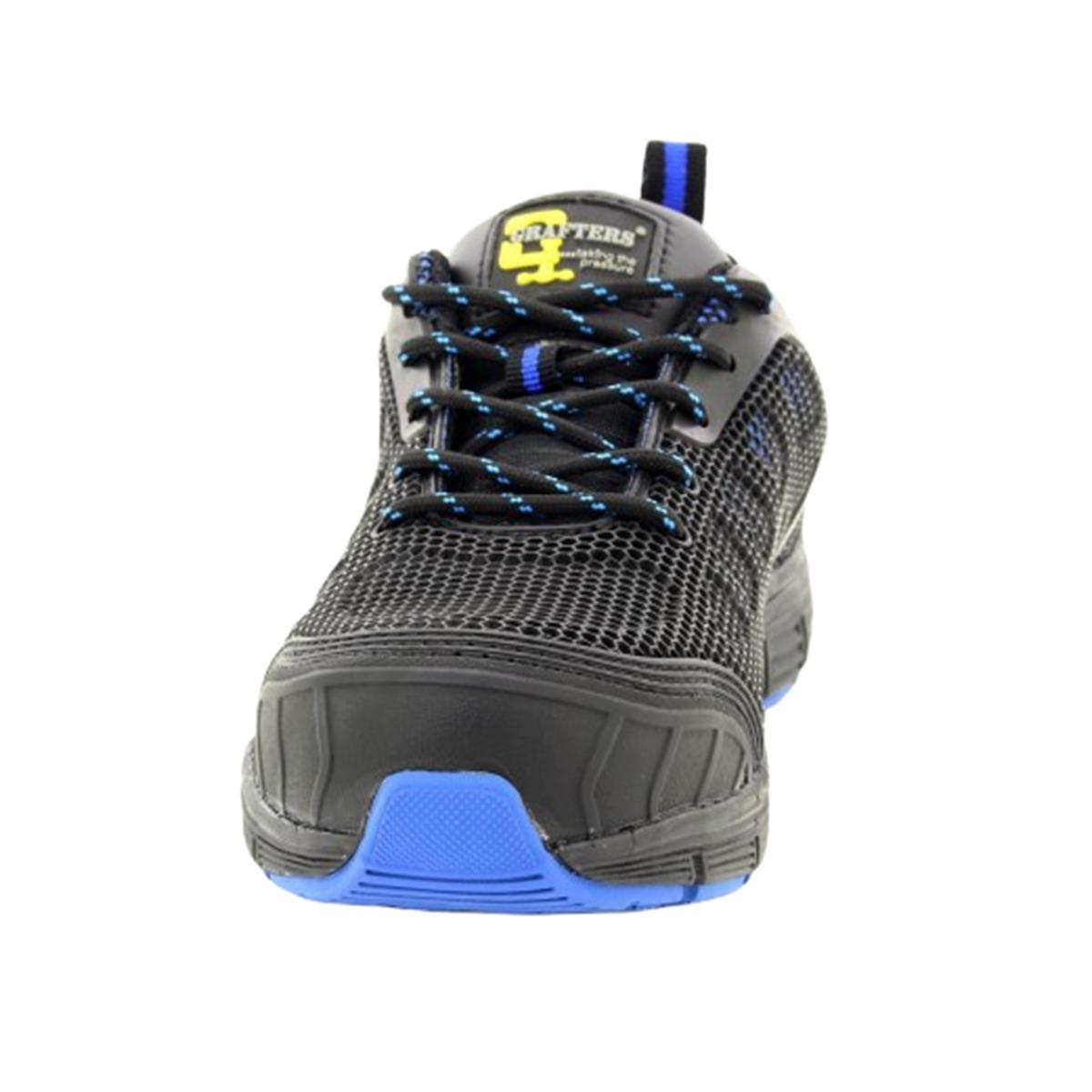 Grafters zapatillas de trabajo seguridad laboral - Zapatillas de trabajo ...