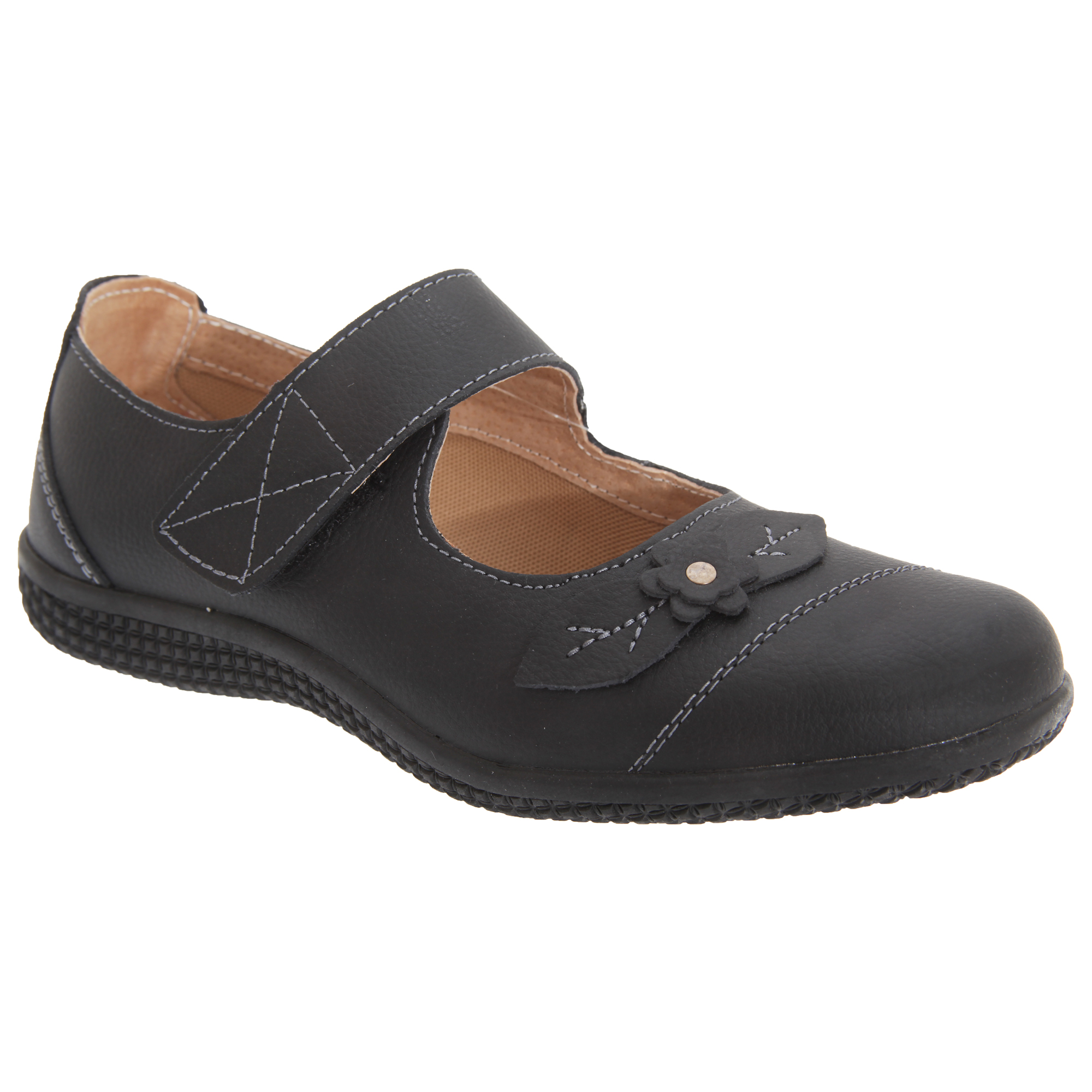 Ladies Touch Fastening Shoes