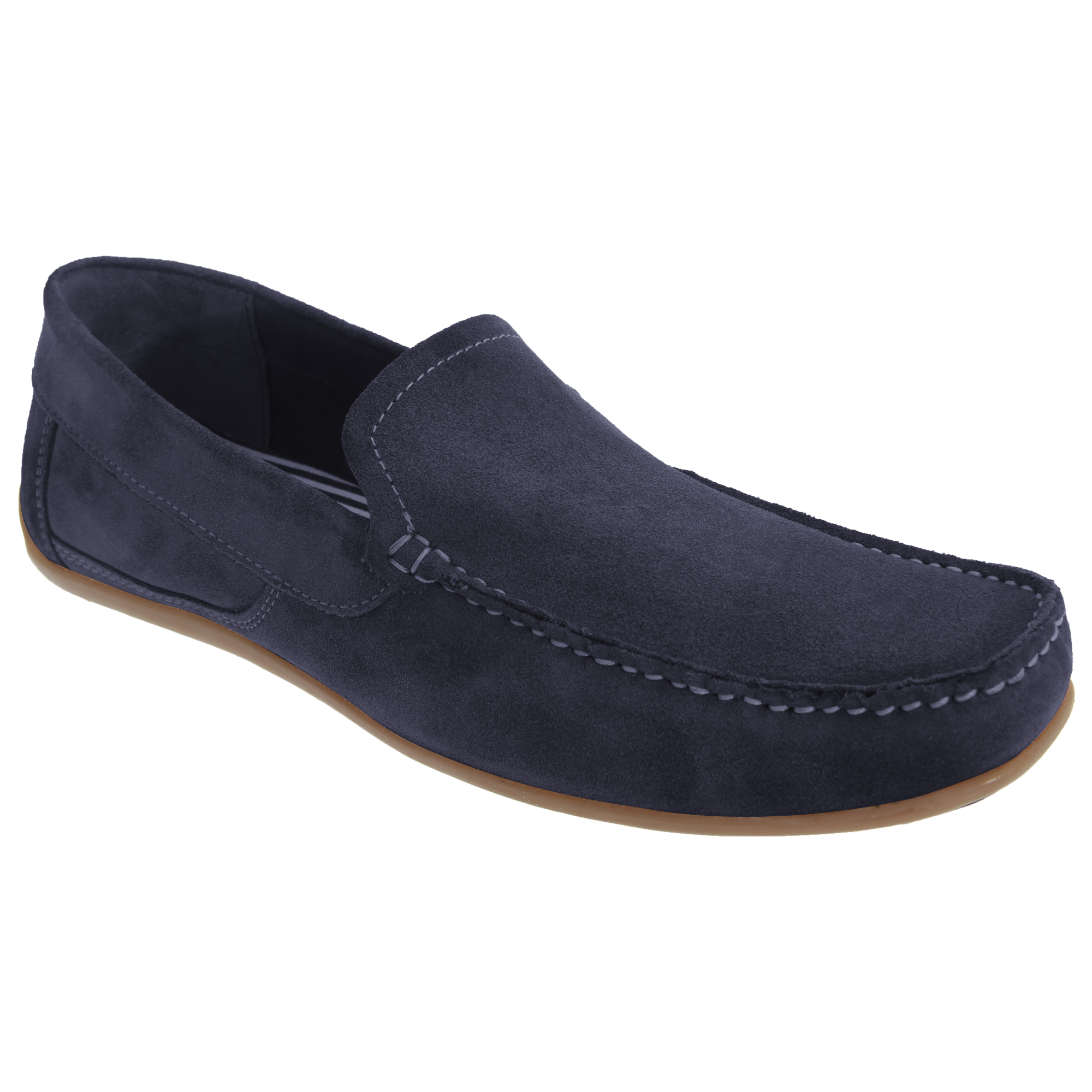 Real Leather Moccasin Shoes