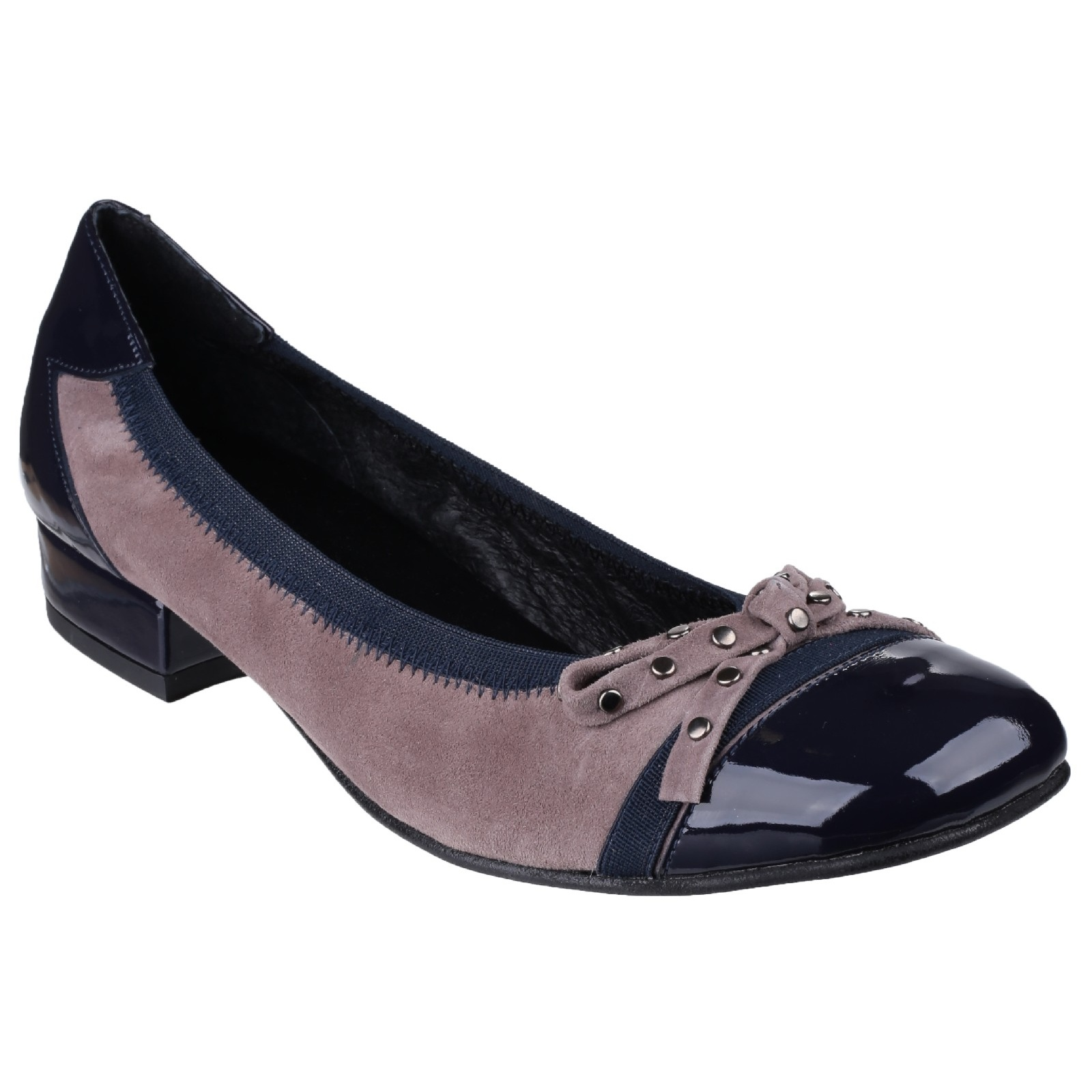 Ladies Wedge Ballerina Shoes