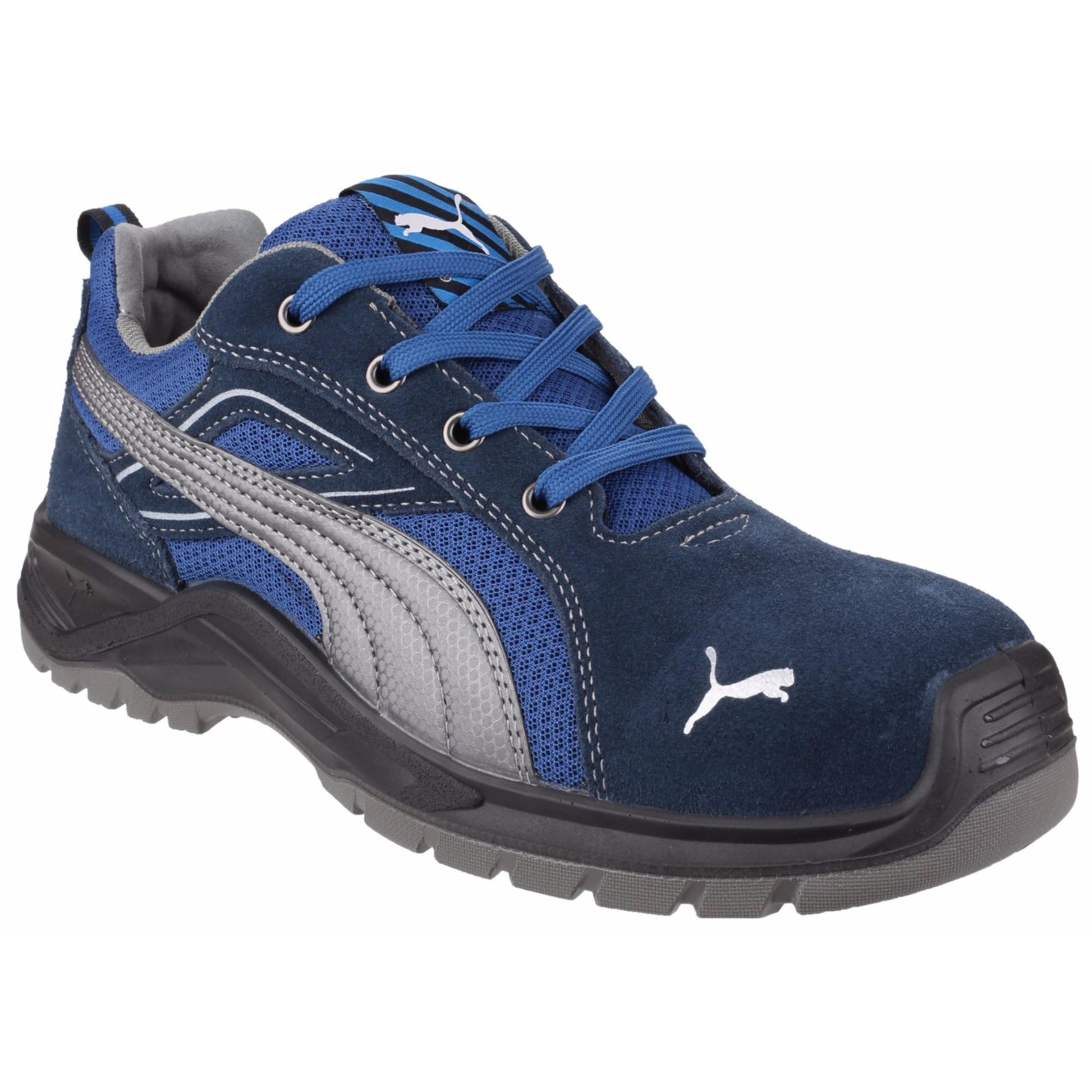 calzado de seguridad puma para hombre