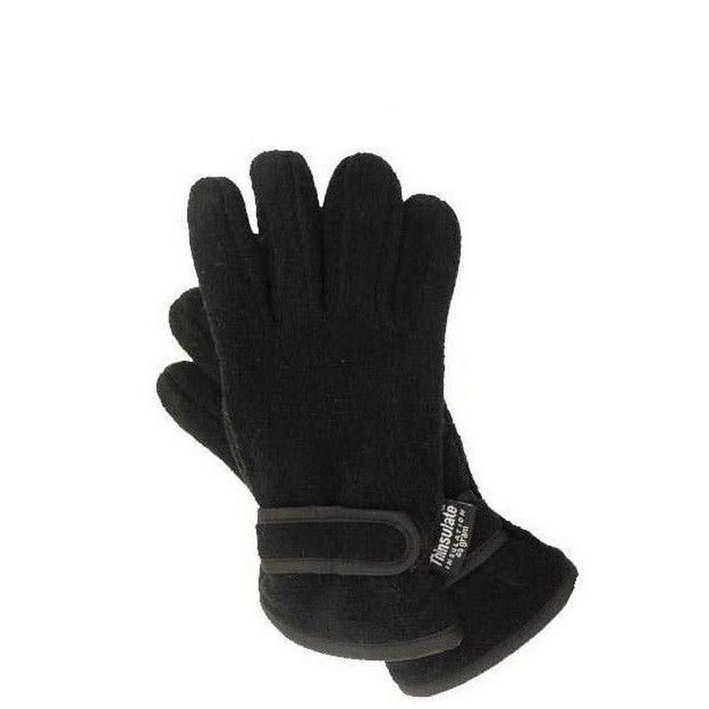 FLOSO Childrens/Kids Thermal Thinsulate Fleece Gloves with