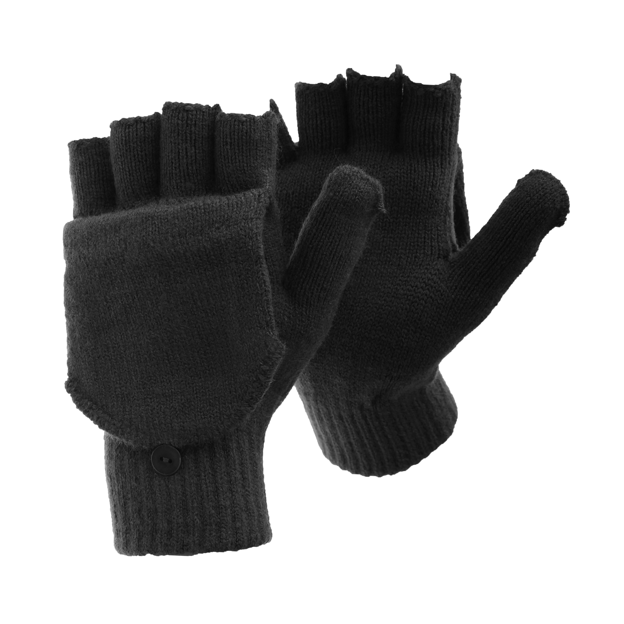 Fingerless driving gloves ebay -  Picture 4 Of 5