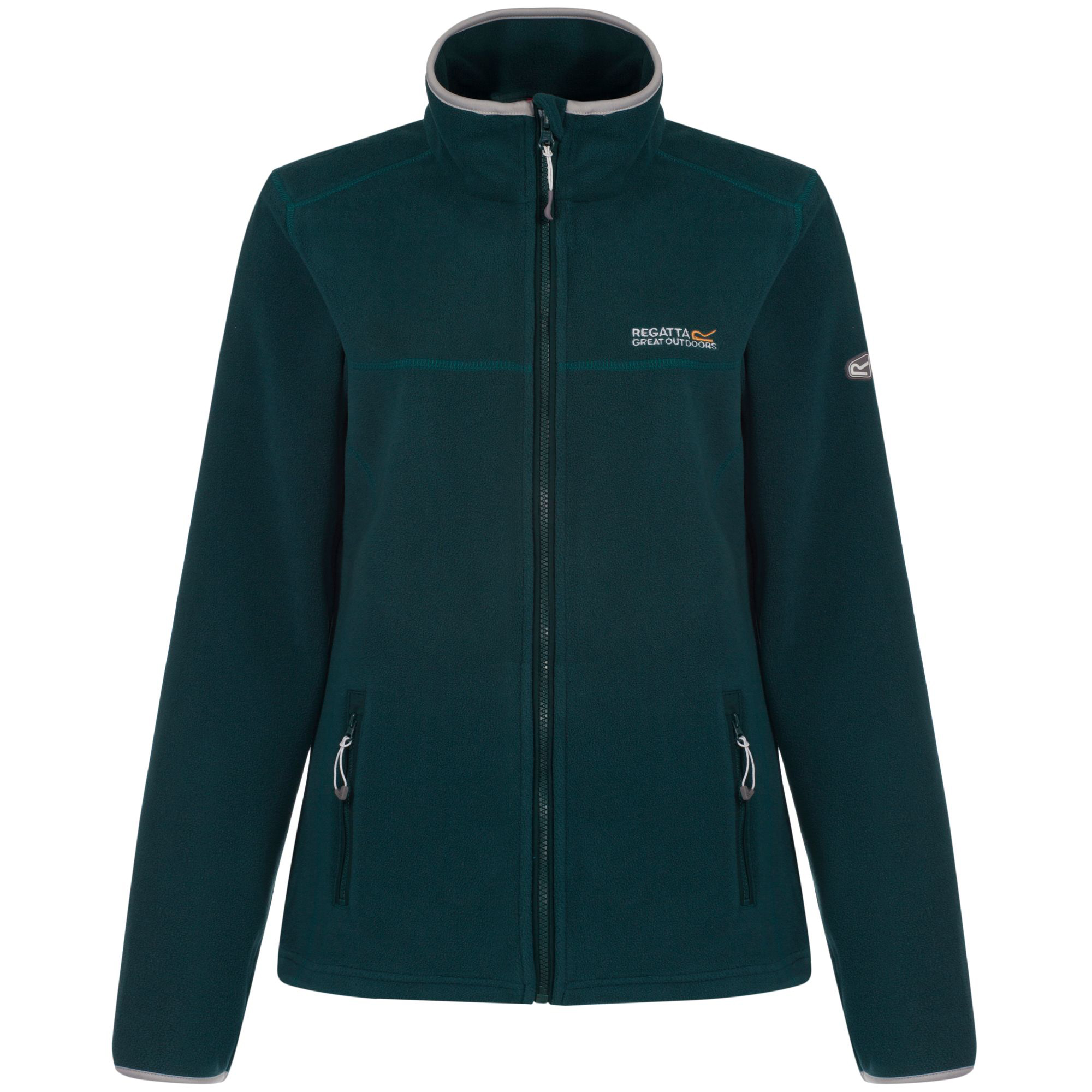 Regatta Great Outdoors Womens/Ladies Floreo II Full Zip Fleece ...