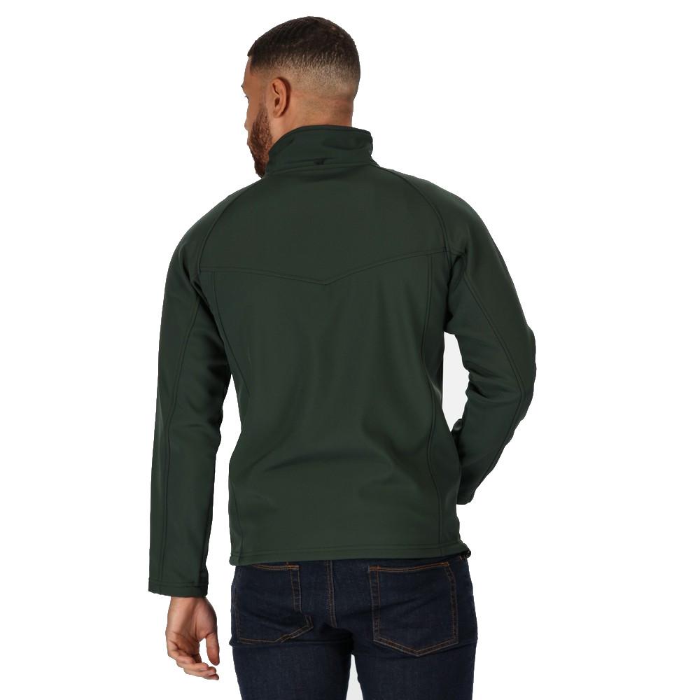 Regatta Uproar Mens Softshell Wind Resistant Fleece Jacket (RG1480 ...