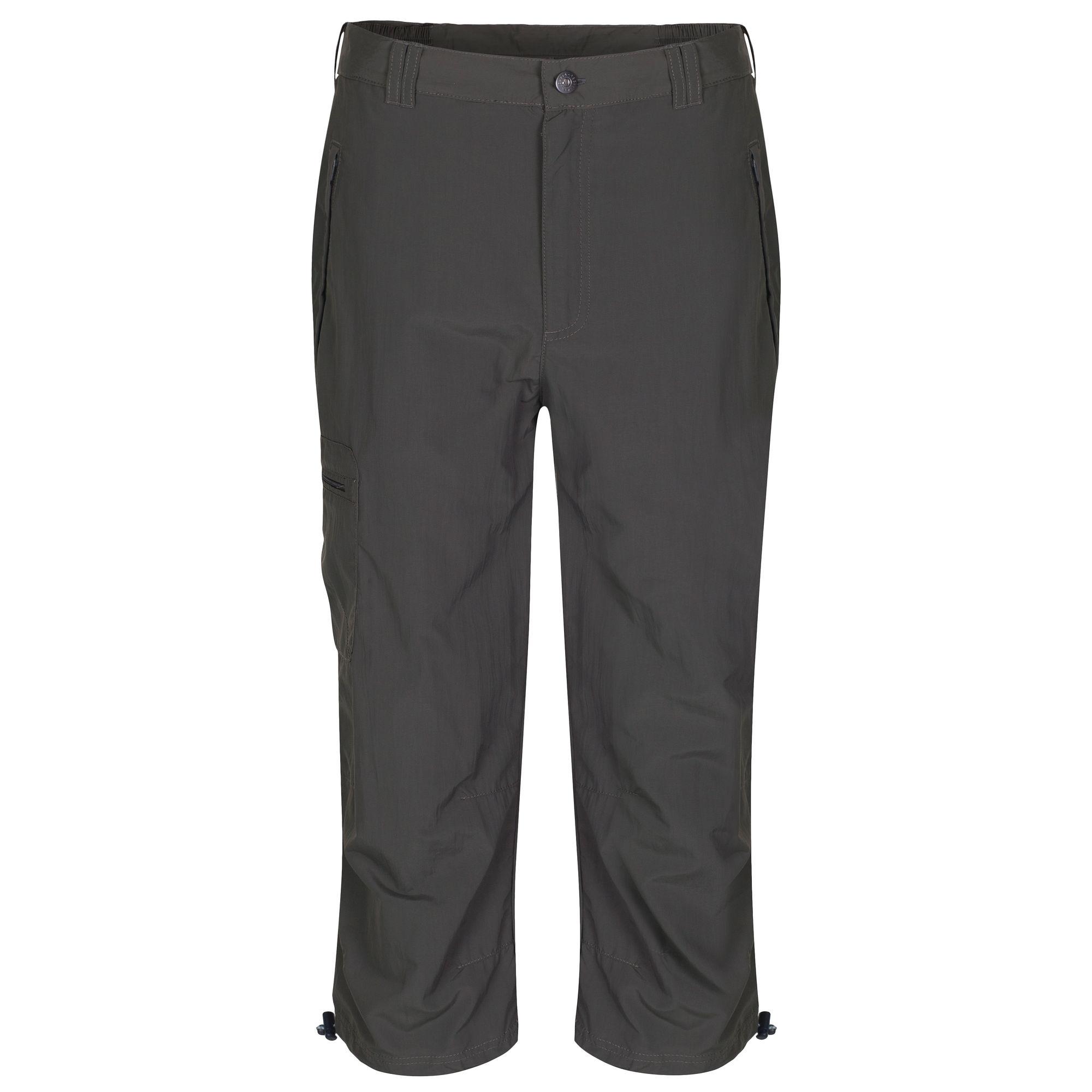Regatta-Great-Outdoors-Mens-Leesville-Capris-Lightweight-3-4-Trousers