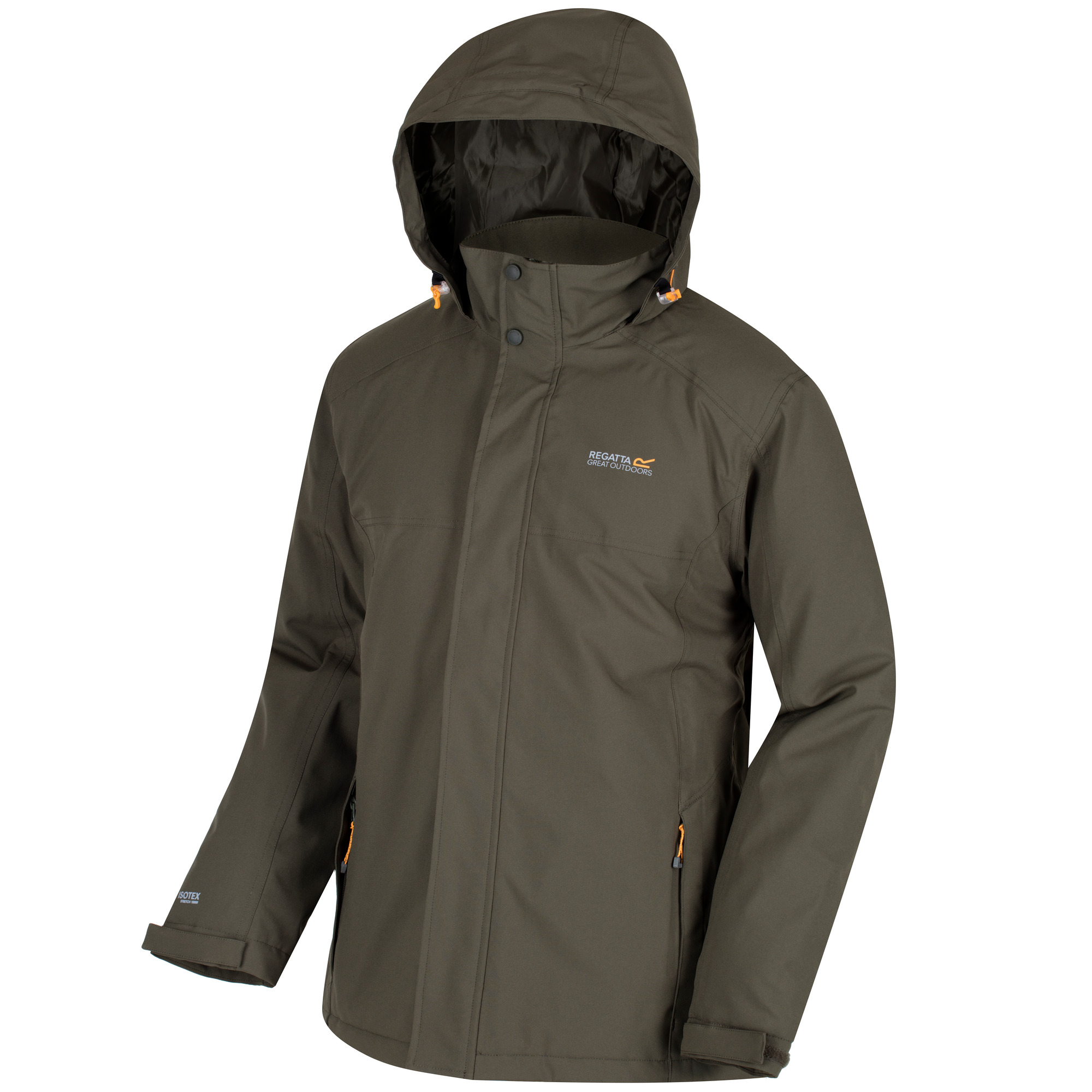 Regatta Great Outdoors Mens Hackber Waterproof Jacket (RG2150) | eBay