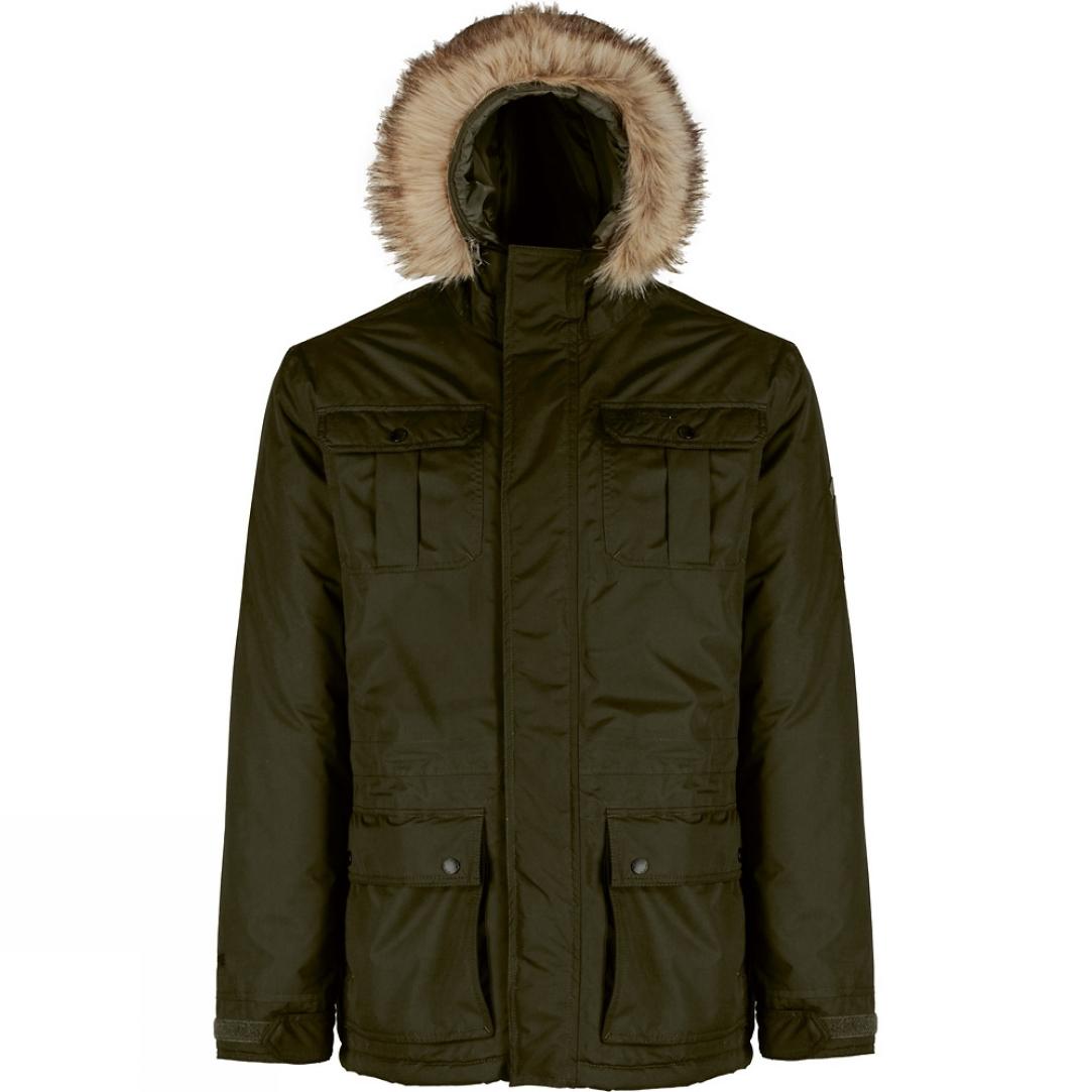 Regatta Great Outdoors Mens Saltoro Winter Parka Jacket | eBay