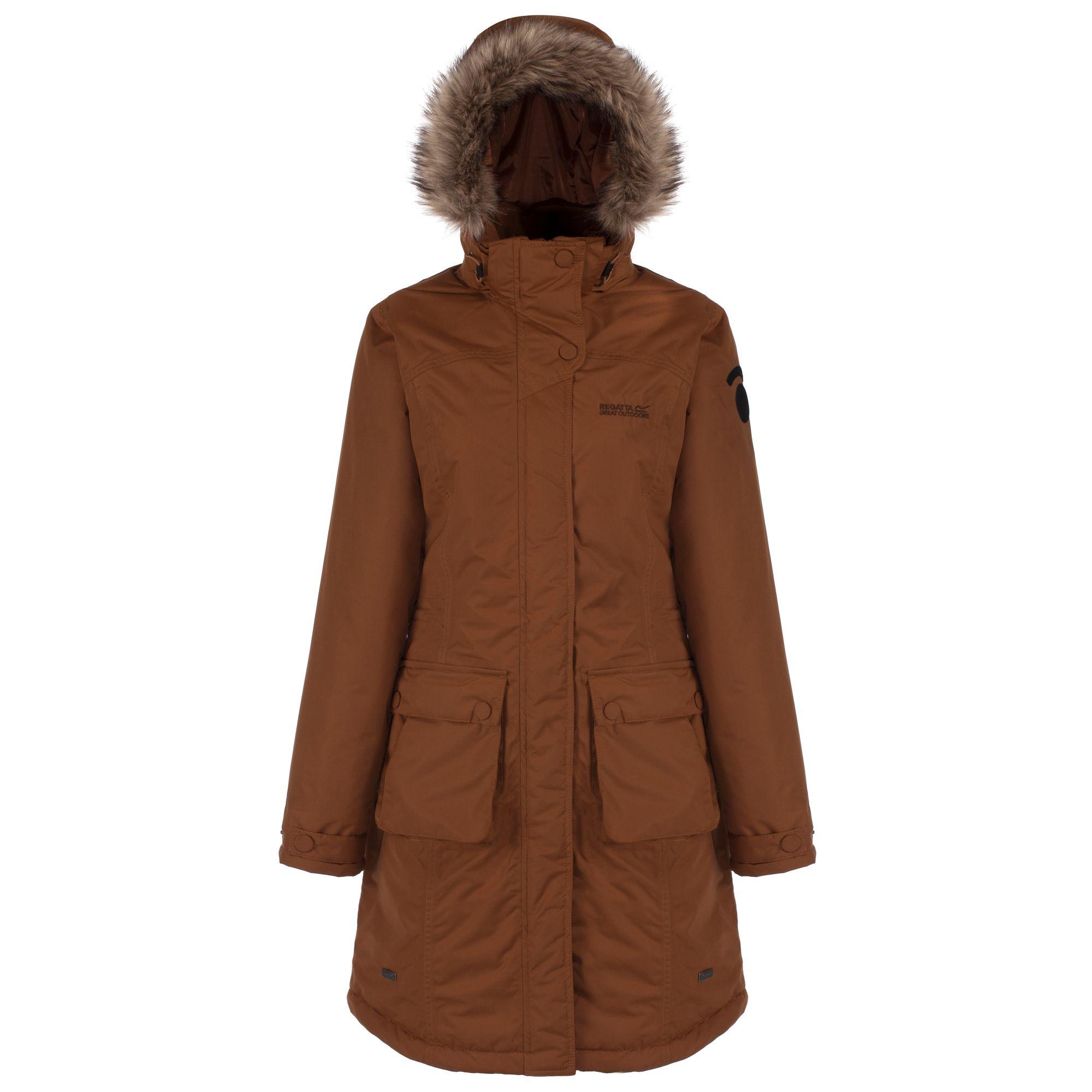 Womens outdoor coat